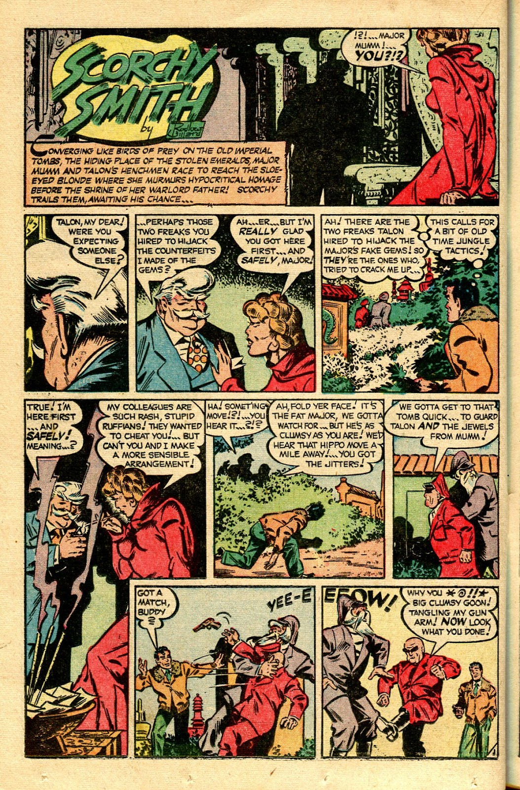 Read online Famous Funnies comic -  Issue #188 - 35