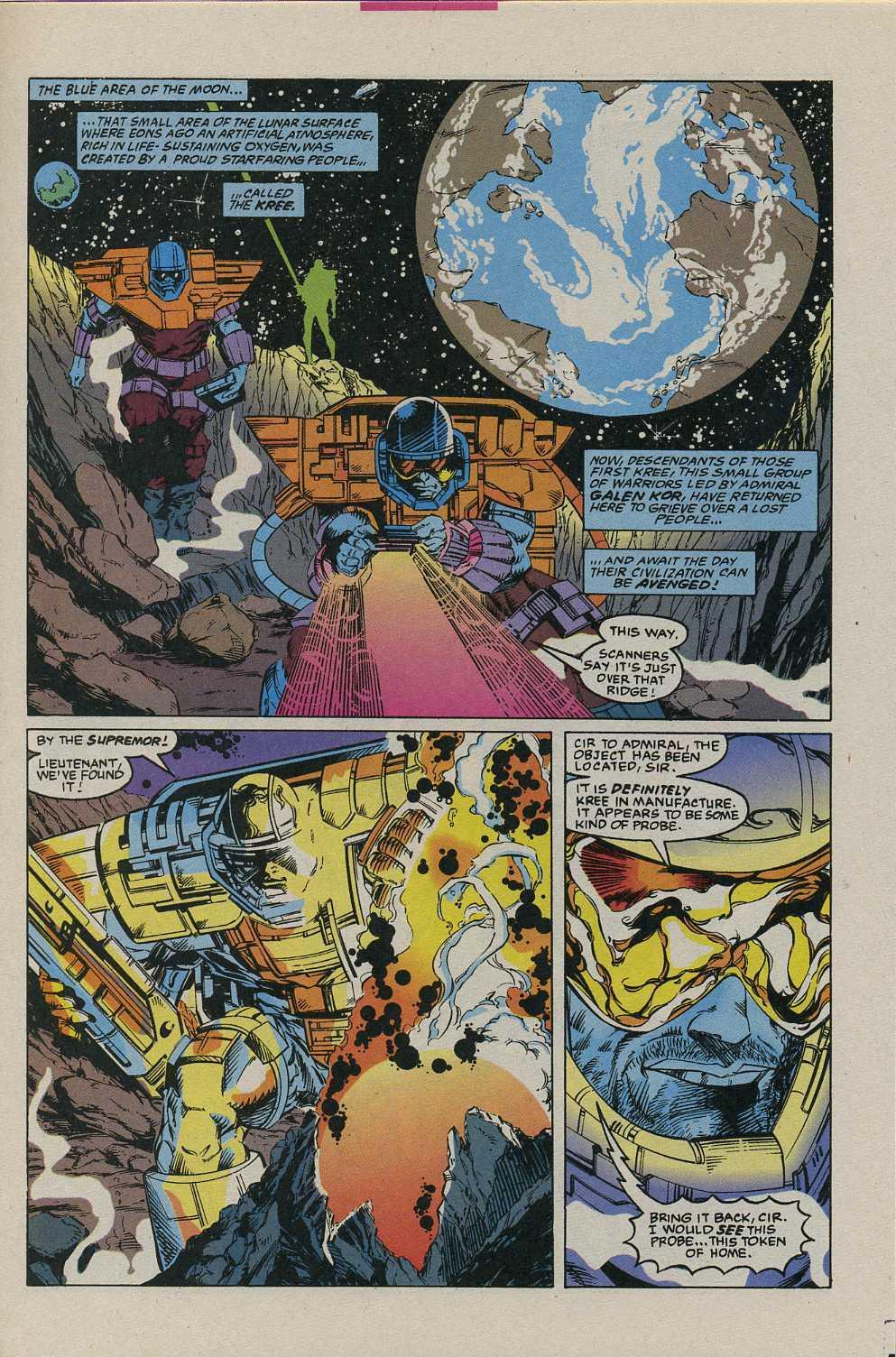 Read online Avengers Strike File comic -  Issue # Full - 4