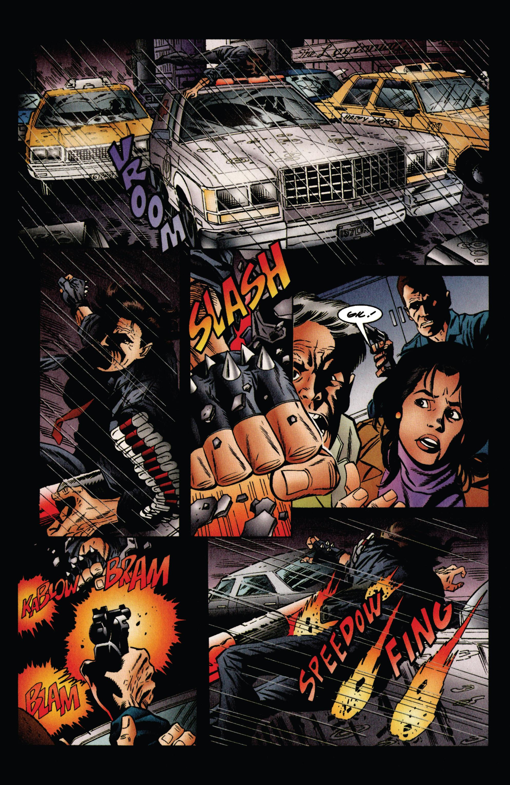 Read online Eternal Warrior (1992) comic -  Issue #39 - 15