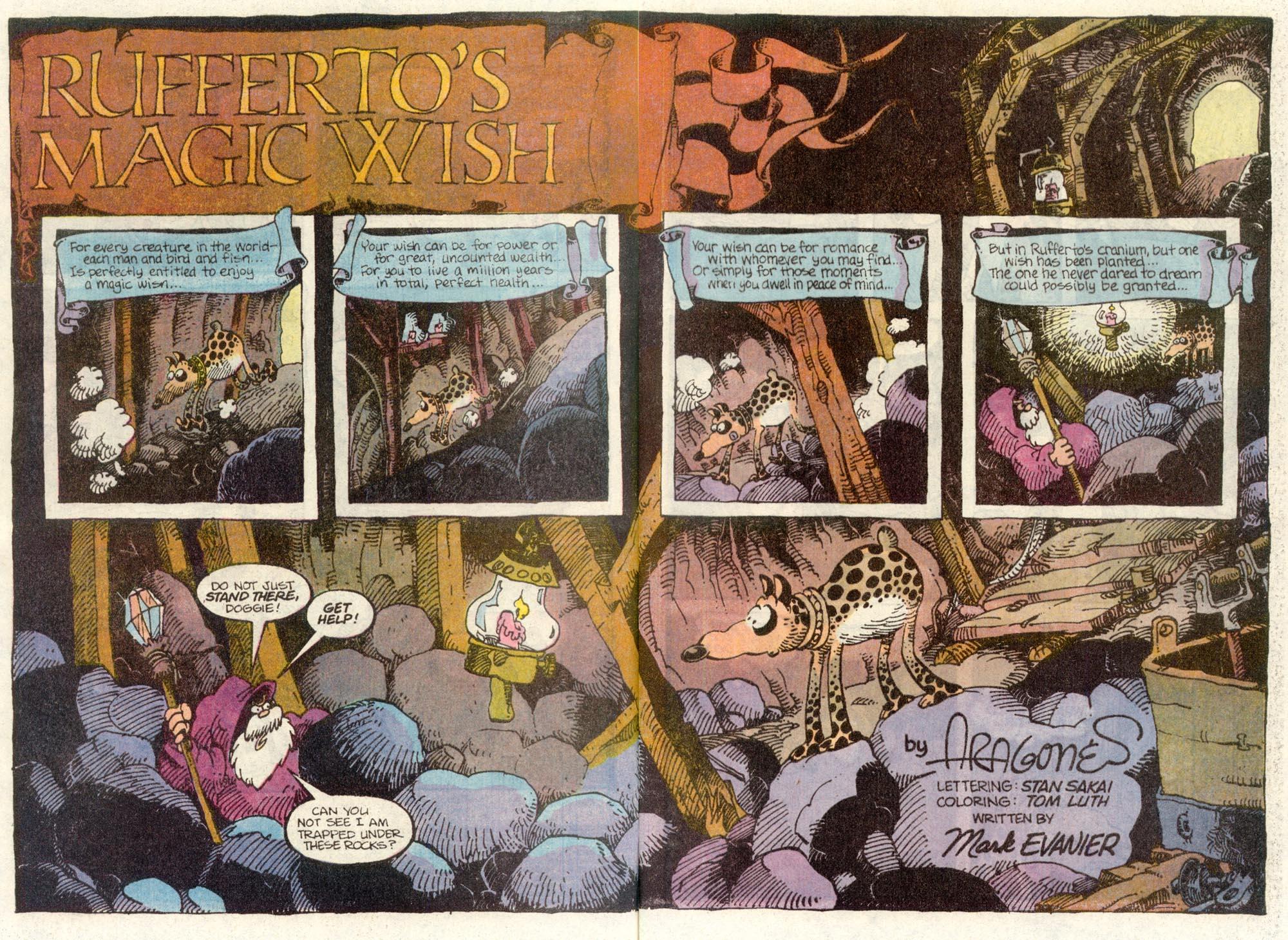 Read online Sergio Aragonés Groo the Wanderer comic -  Issue #77 - 3