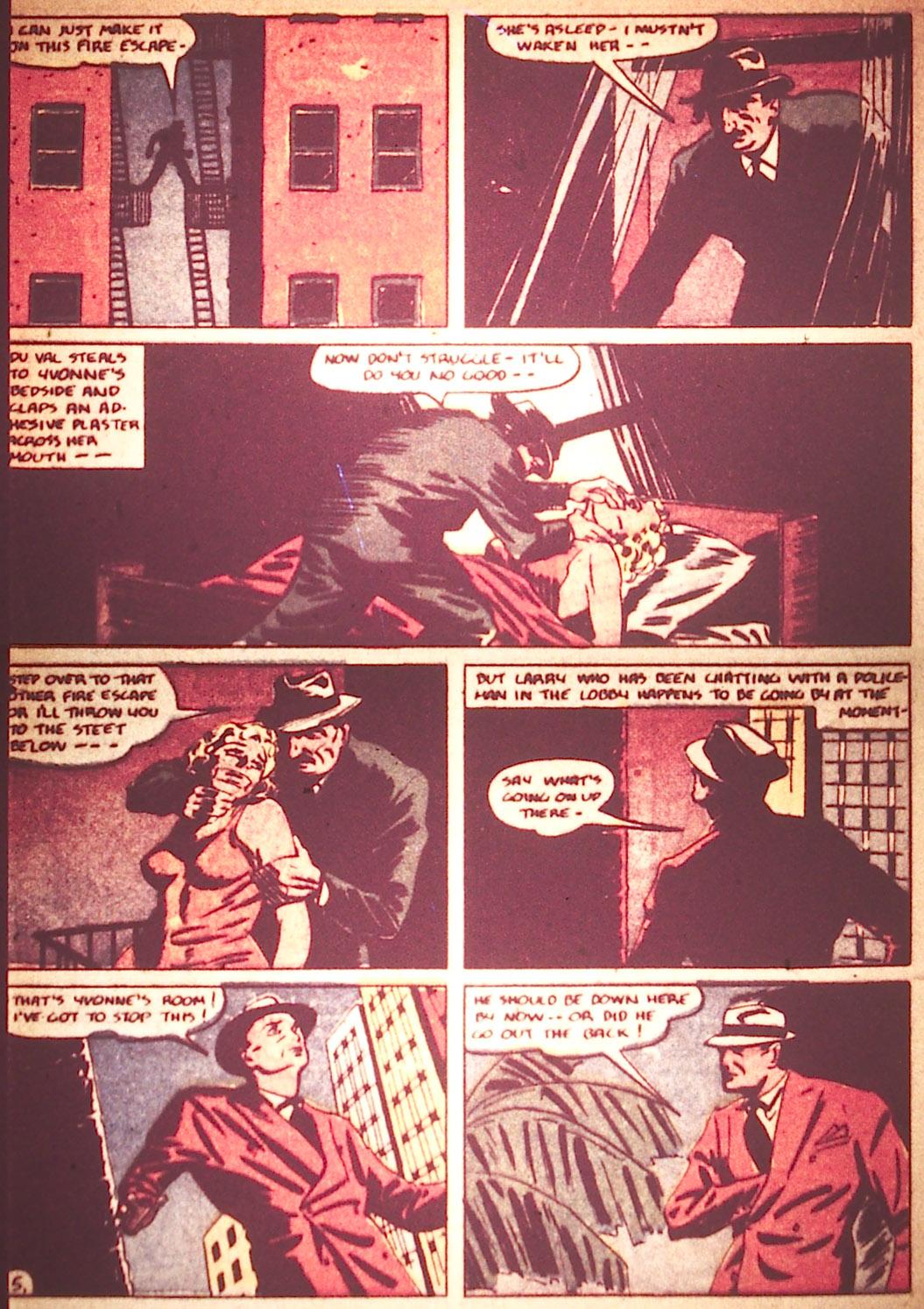 Read online Detective Comics (1937) comic -  Issue #25 - 14