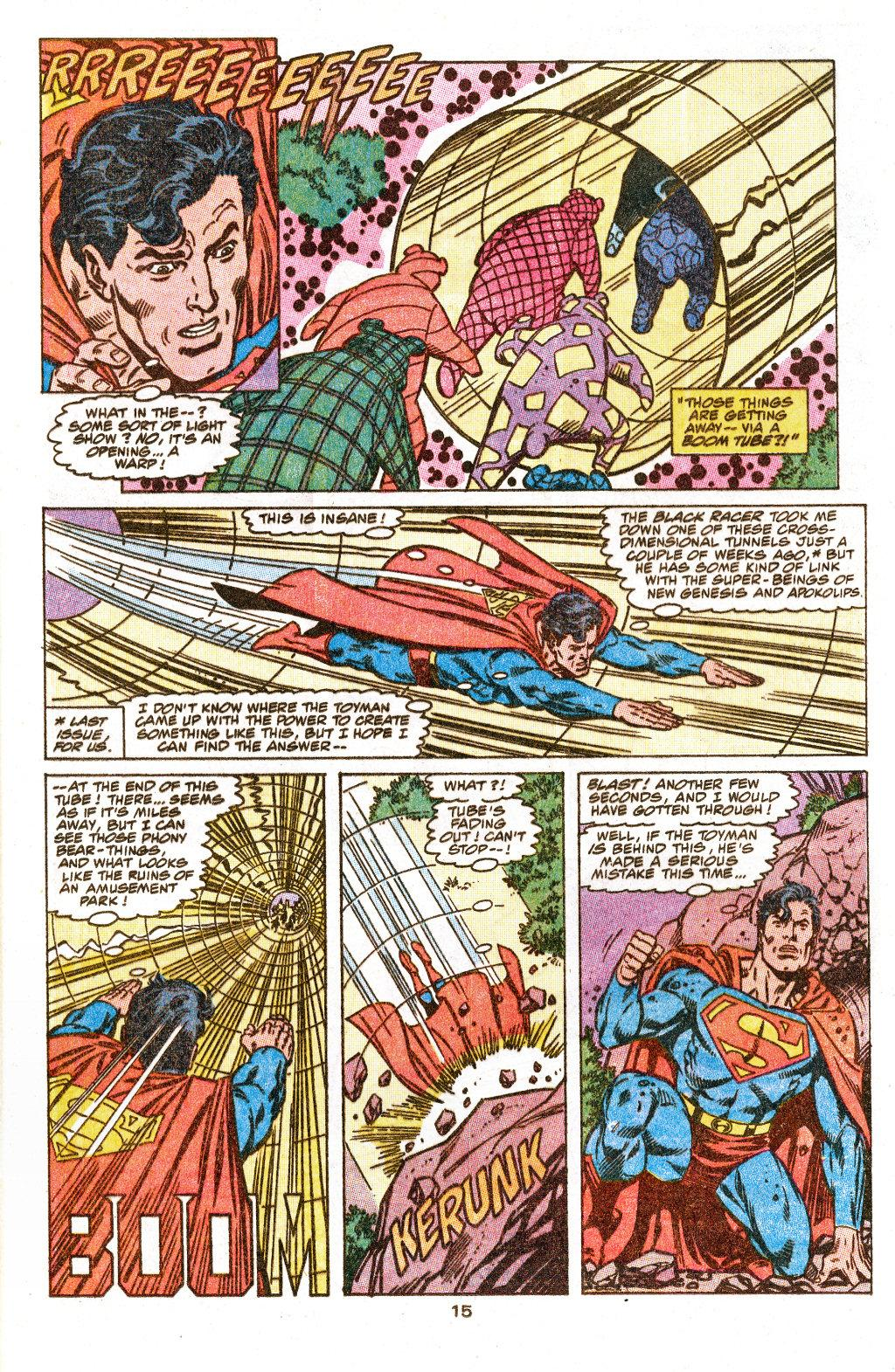 Read online Action Comics (1938) comic -  Issue #657 - 16