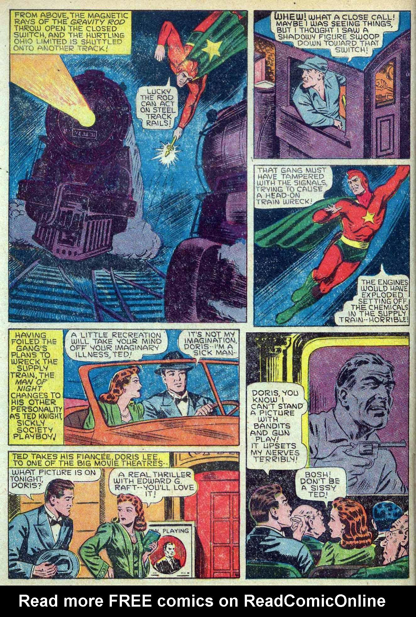 Read online Adventure Comics (1938) comic -  Issue #70 - 6