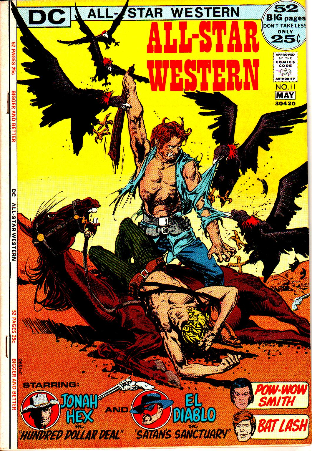 All-Star Western (1970) issue 11 - Page 1