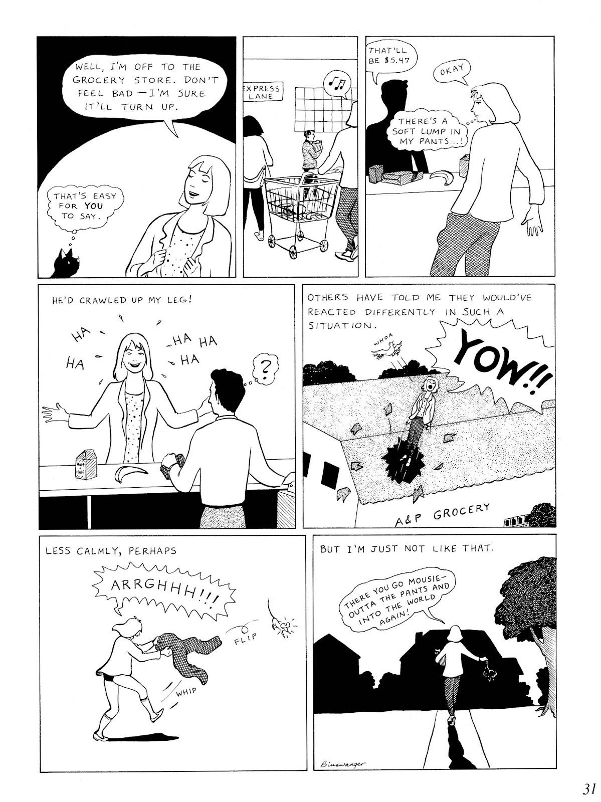 Drawn & Quarterly (1990) issue 8 - Page 33