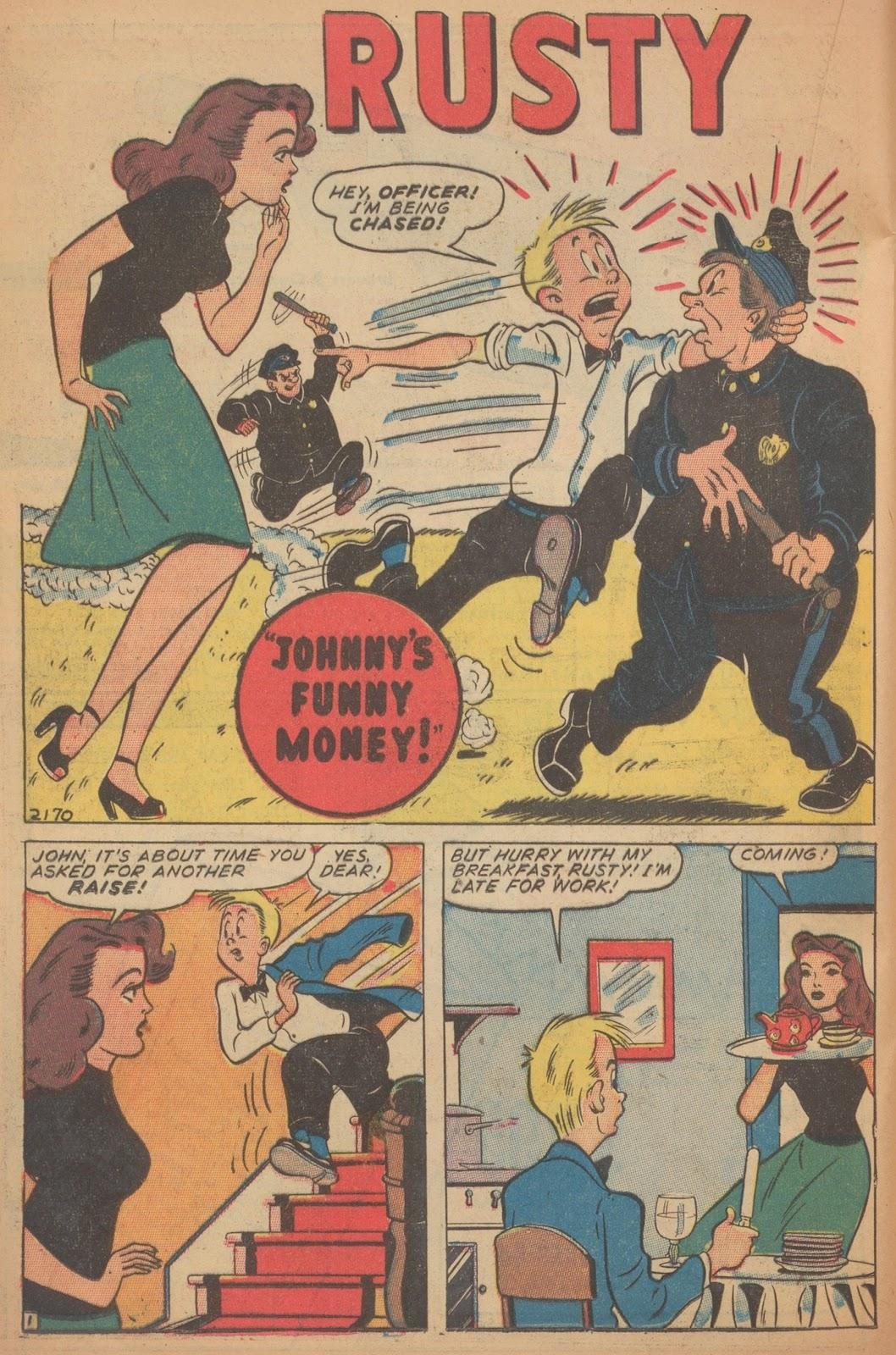 Read online Gay Comics comic -  Issue #33 - 30