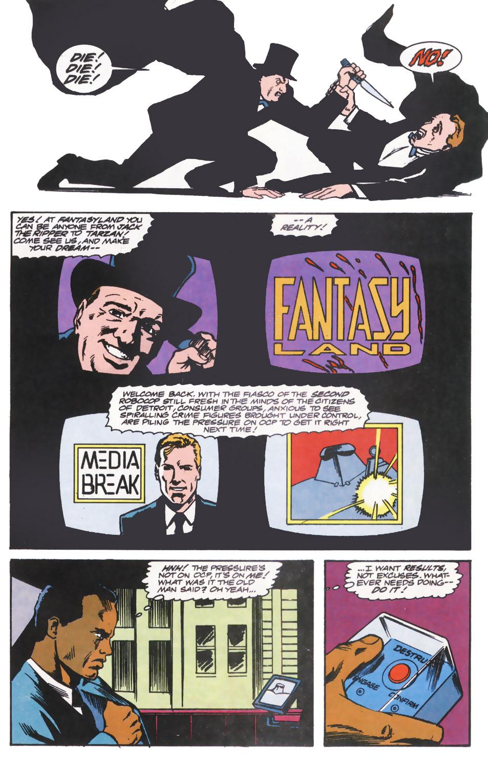 Read online Robocop (1990) comic -  Issue #14 - 11