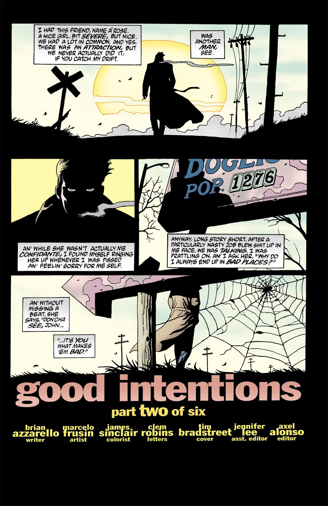 Hellblazer 152 Page 2