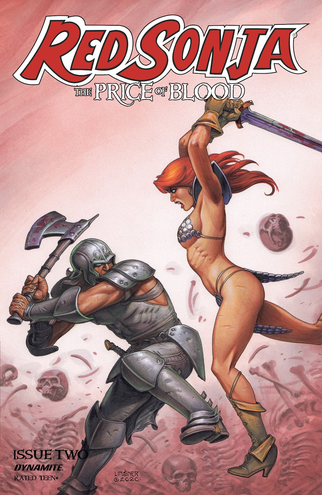 Red Sonja: The Price of Blood issue 2 - Page 3