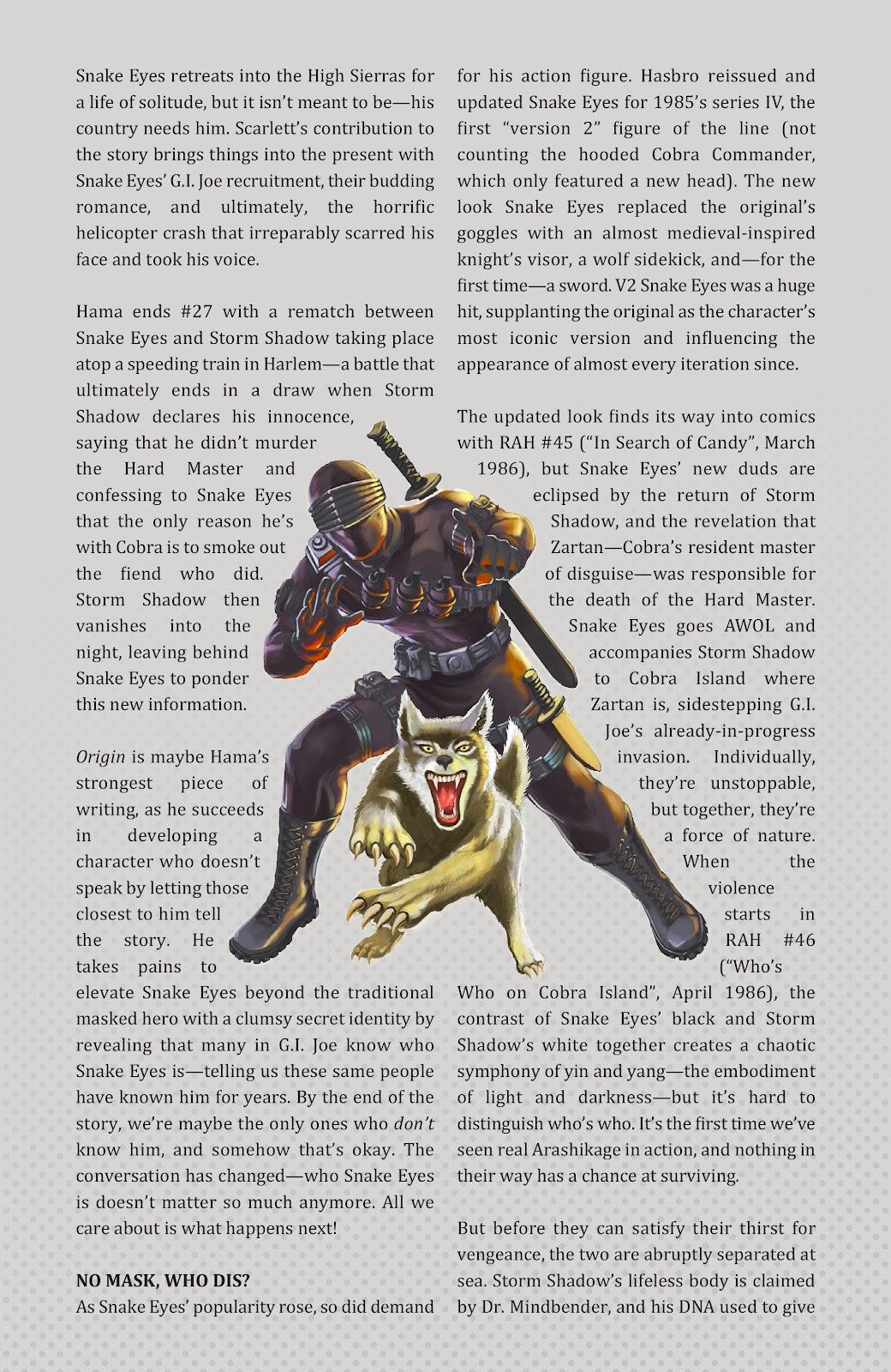 Read online G.I. Joe: Sierra Muerte comic -  Issue #2 - 30