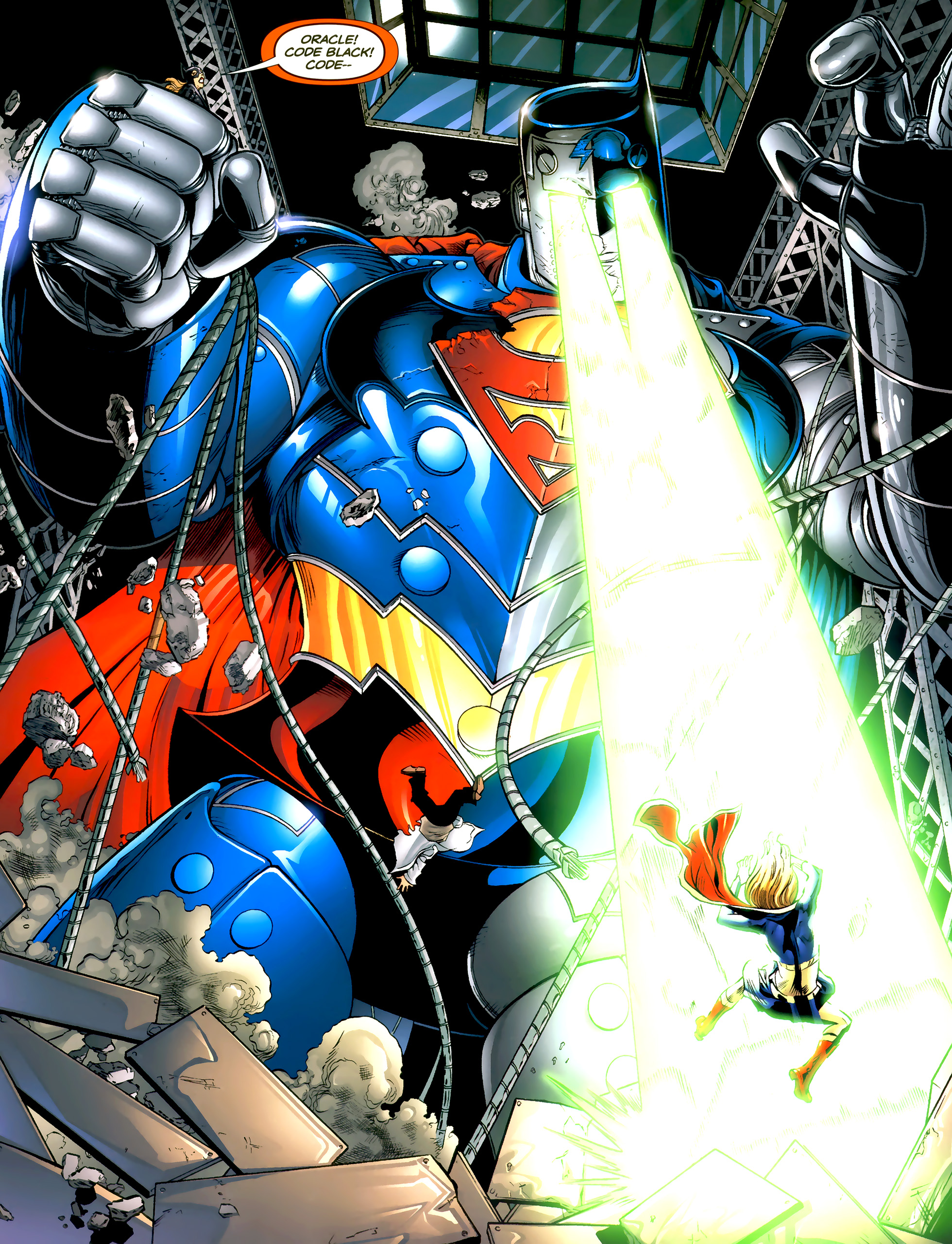 Read online World's Finest (2009) comic -  Issue #3 - 19