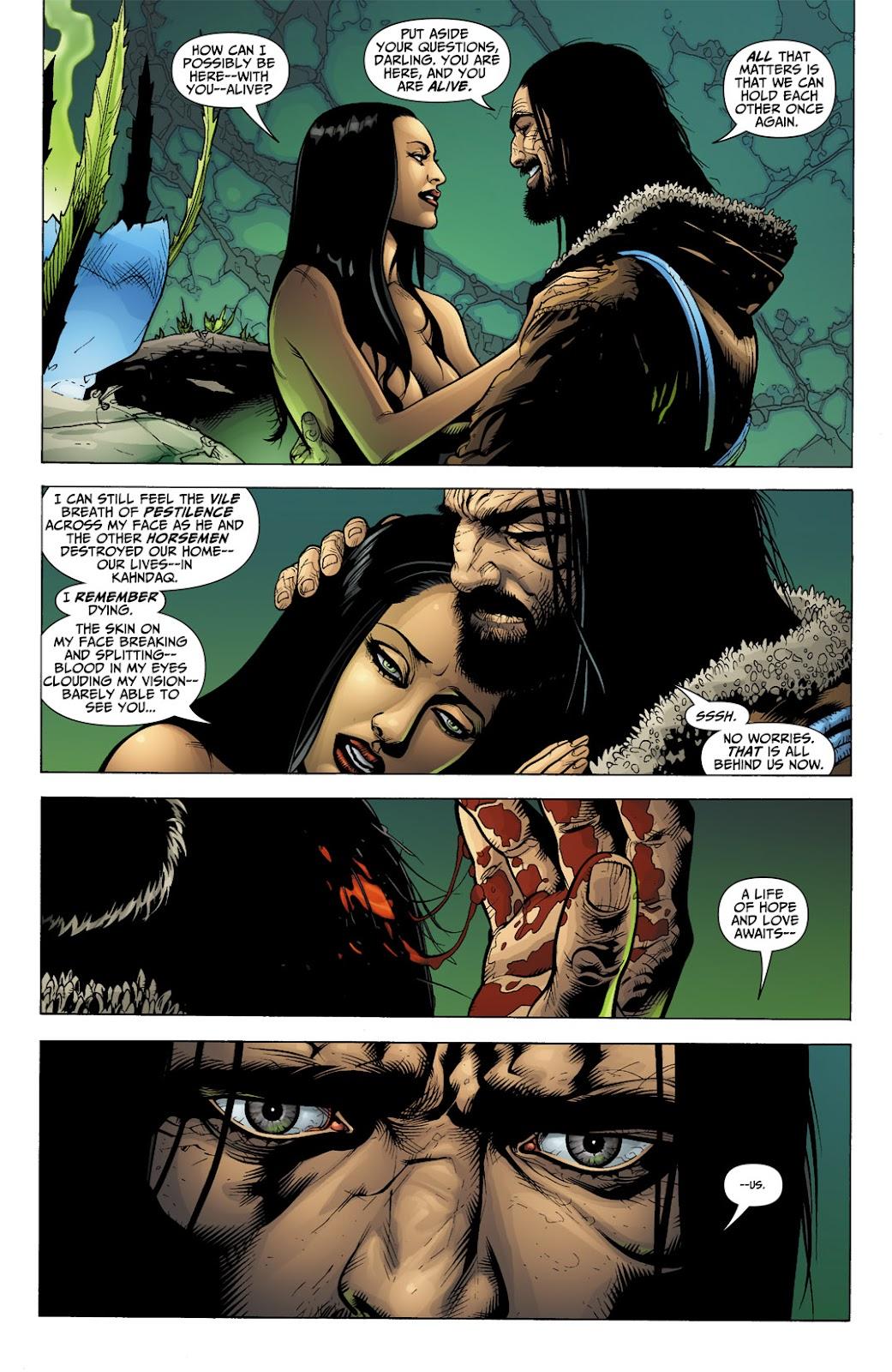 Black Adam: The Dark Age issue 2 - Page 4