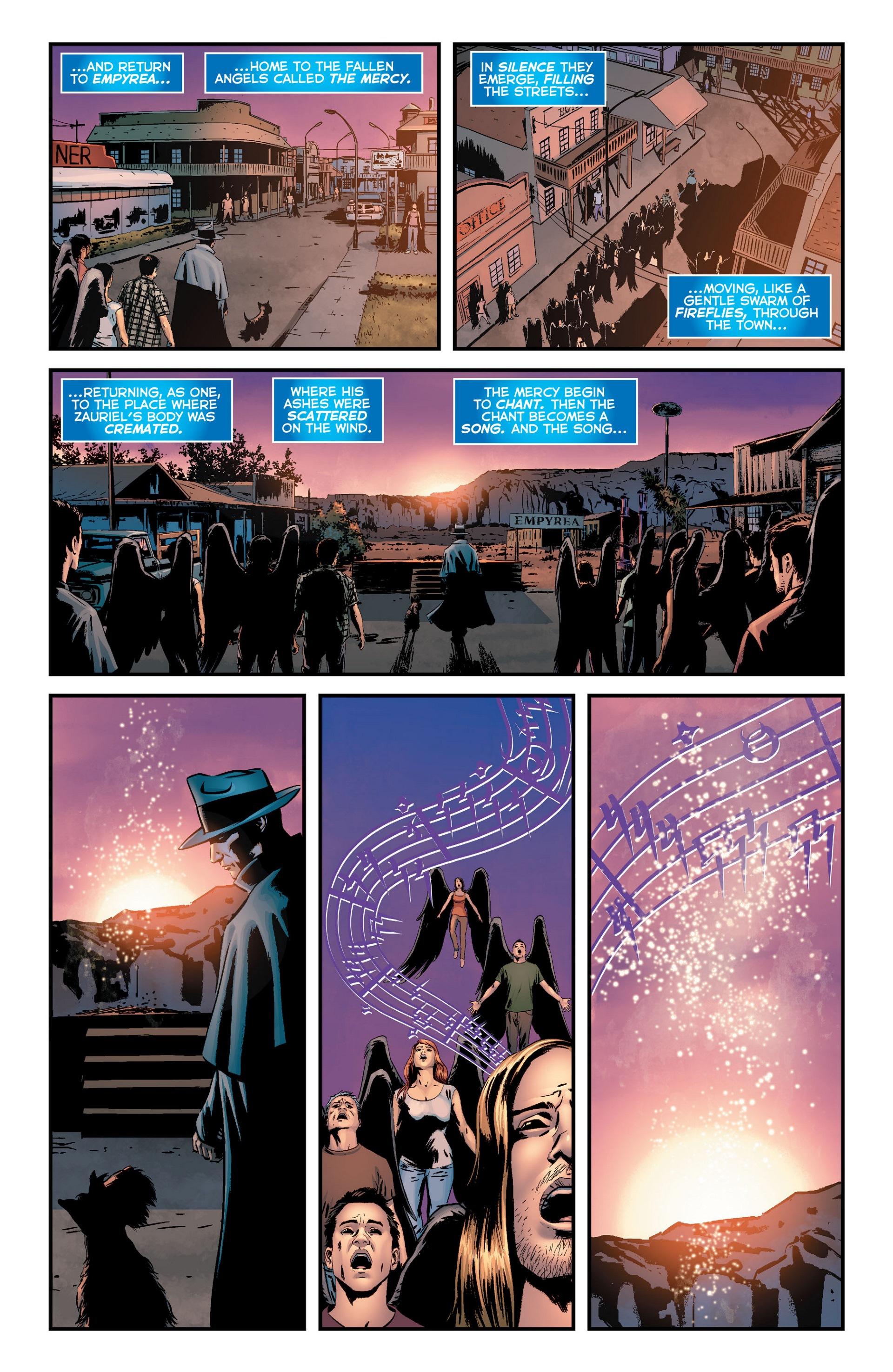 Read online Trinity of Sin: The Phantom Stranger comic -  Issue #22 - 17