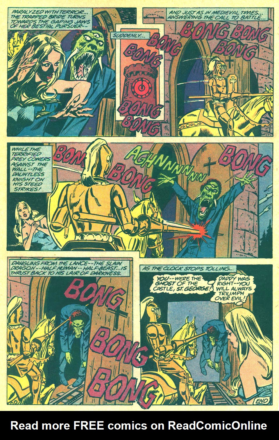 Elvira's House of Mystery Issue #5 #6 - English 21