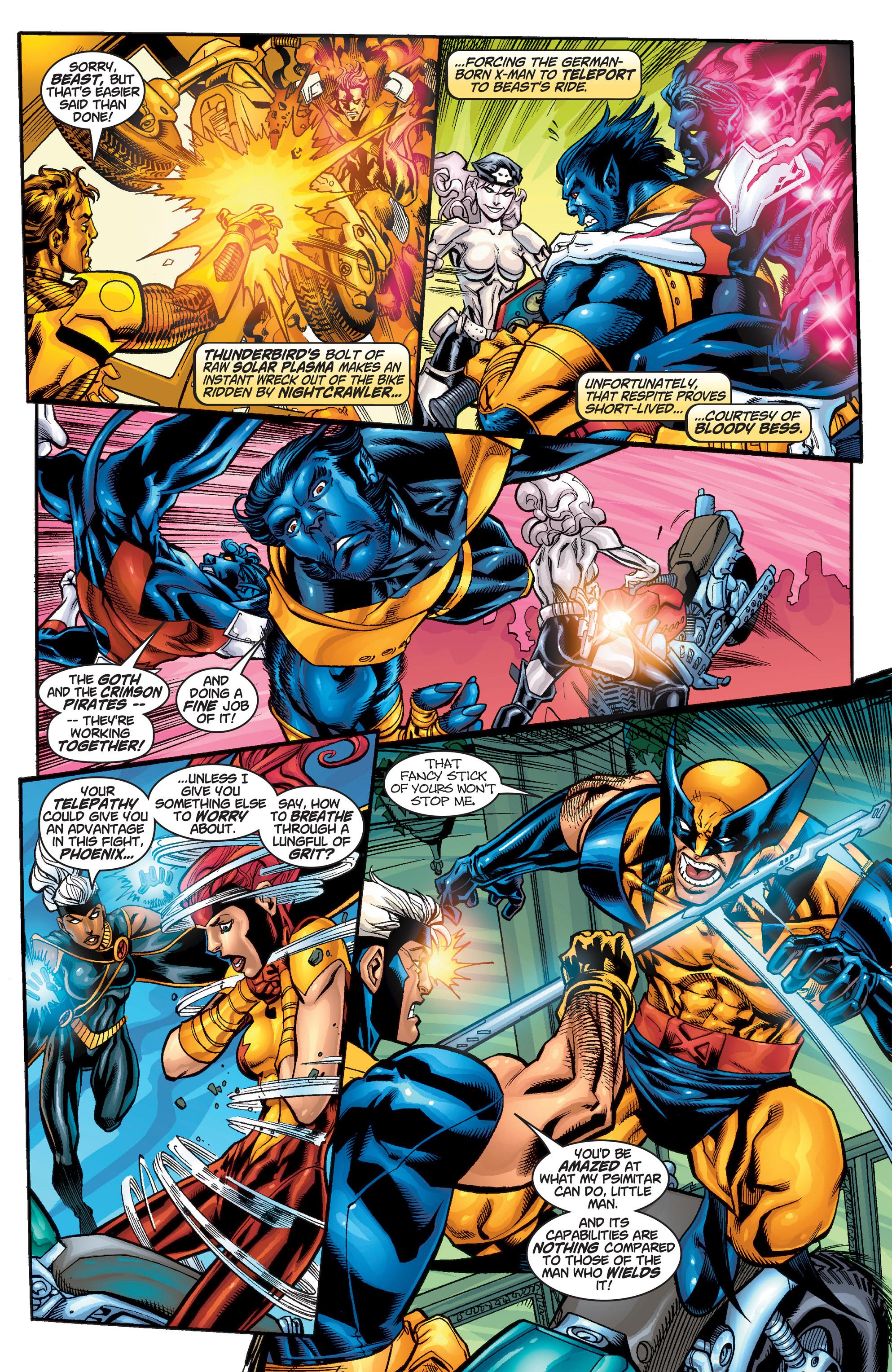 Read online Uncanny X-Men (1963) comic -  Issue #385 - 6