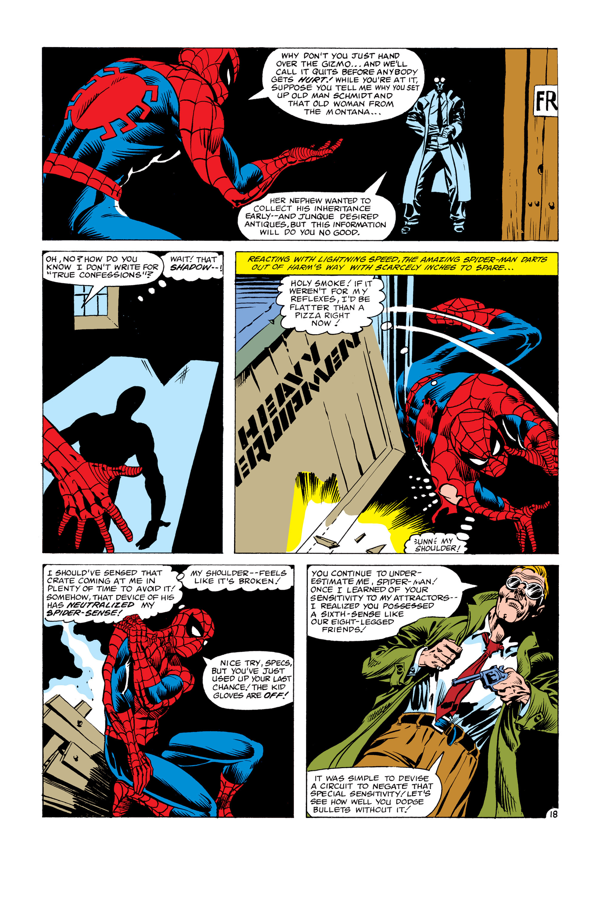 The Amazing Spider-Man (1963) 228 Page 18