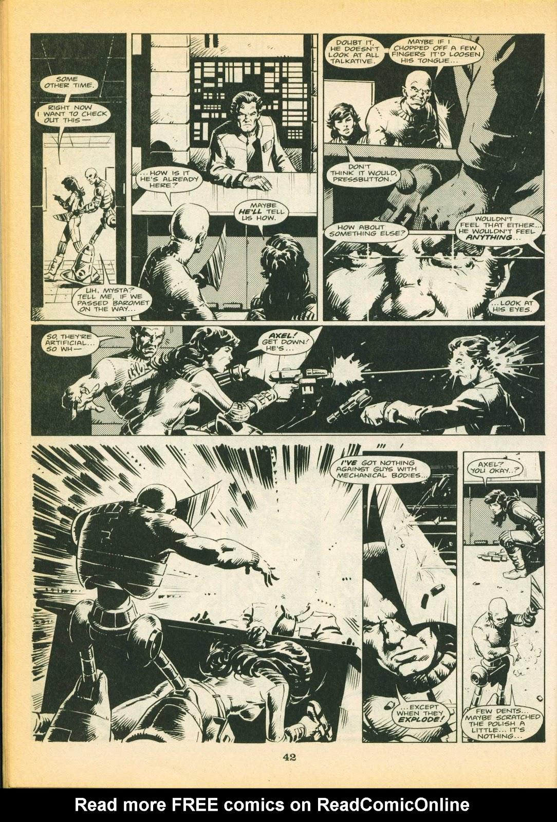 Warrior Issue #2 #3 - English 41