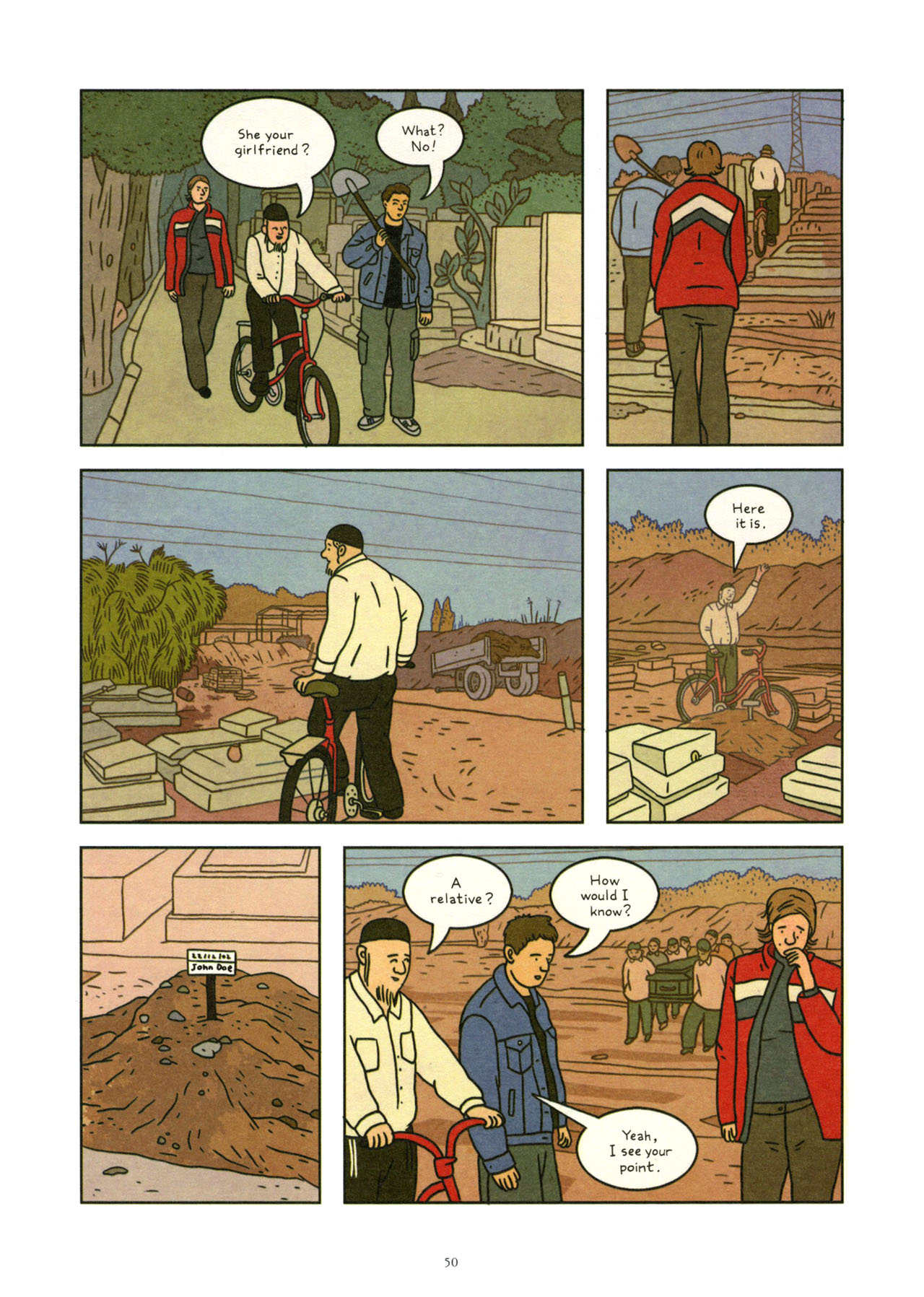 Read online Exit Wounds comic -  Issue # TPB - 51