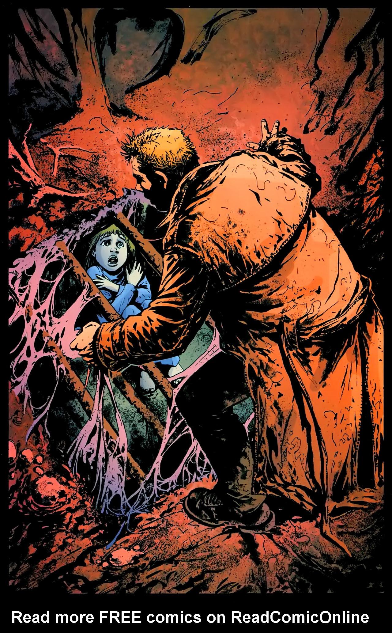Read online John Constantine Hellblazer: All His Engines comic -  Issue # Full - 52