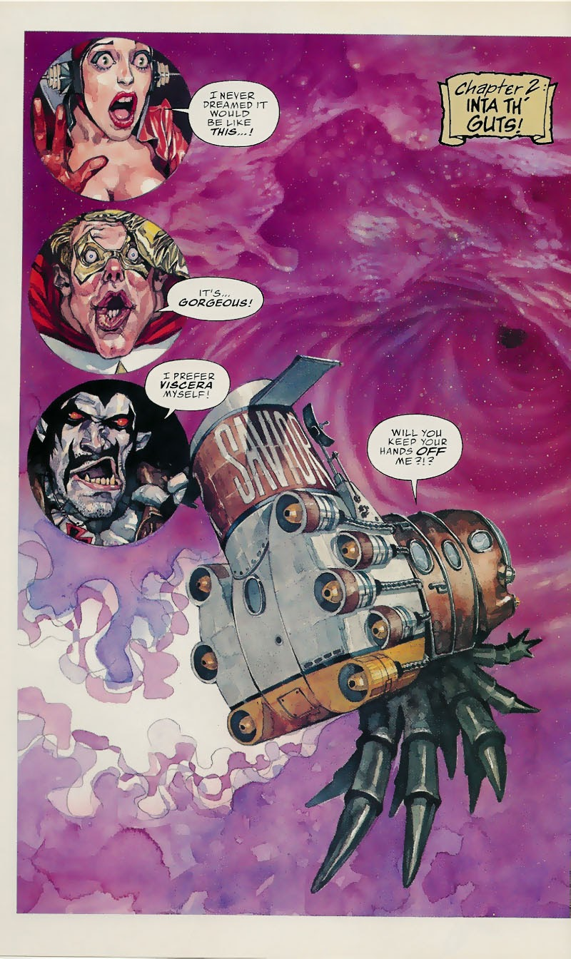 Lobo: Fragtastic Voyage issue Full - Page 15