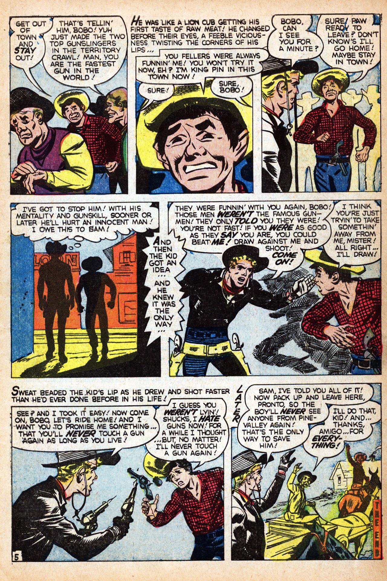 Read online Two-Gun Kid comic -  Issue #39 - 7