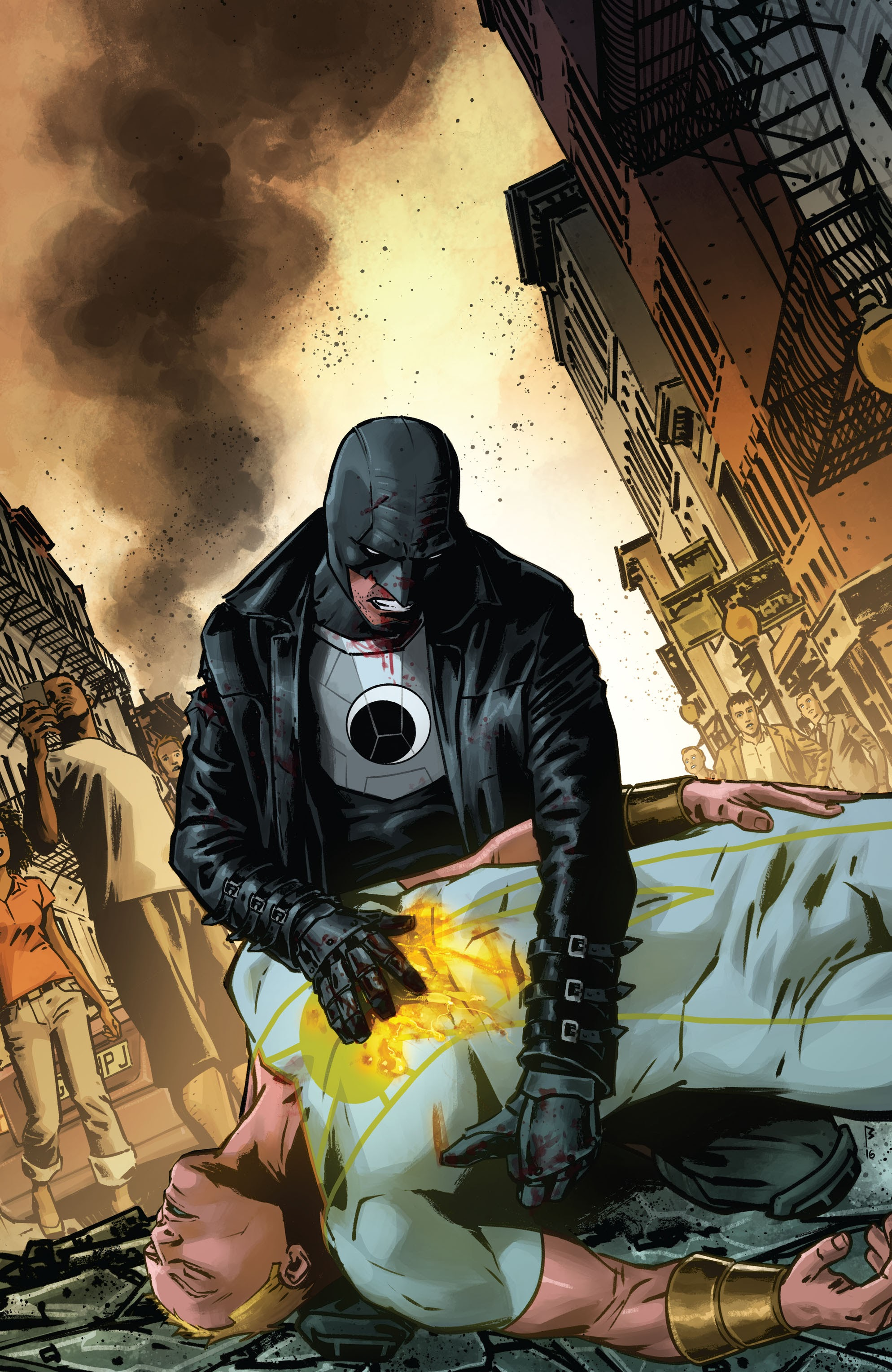 Midnighter and Apollo #_TPB #7 - English 35