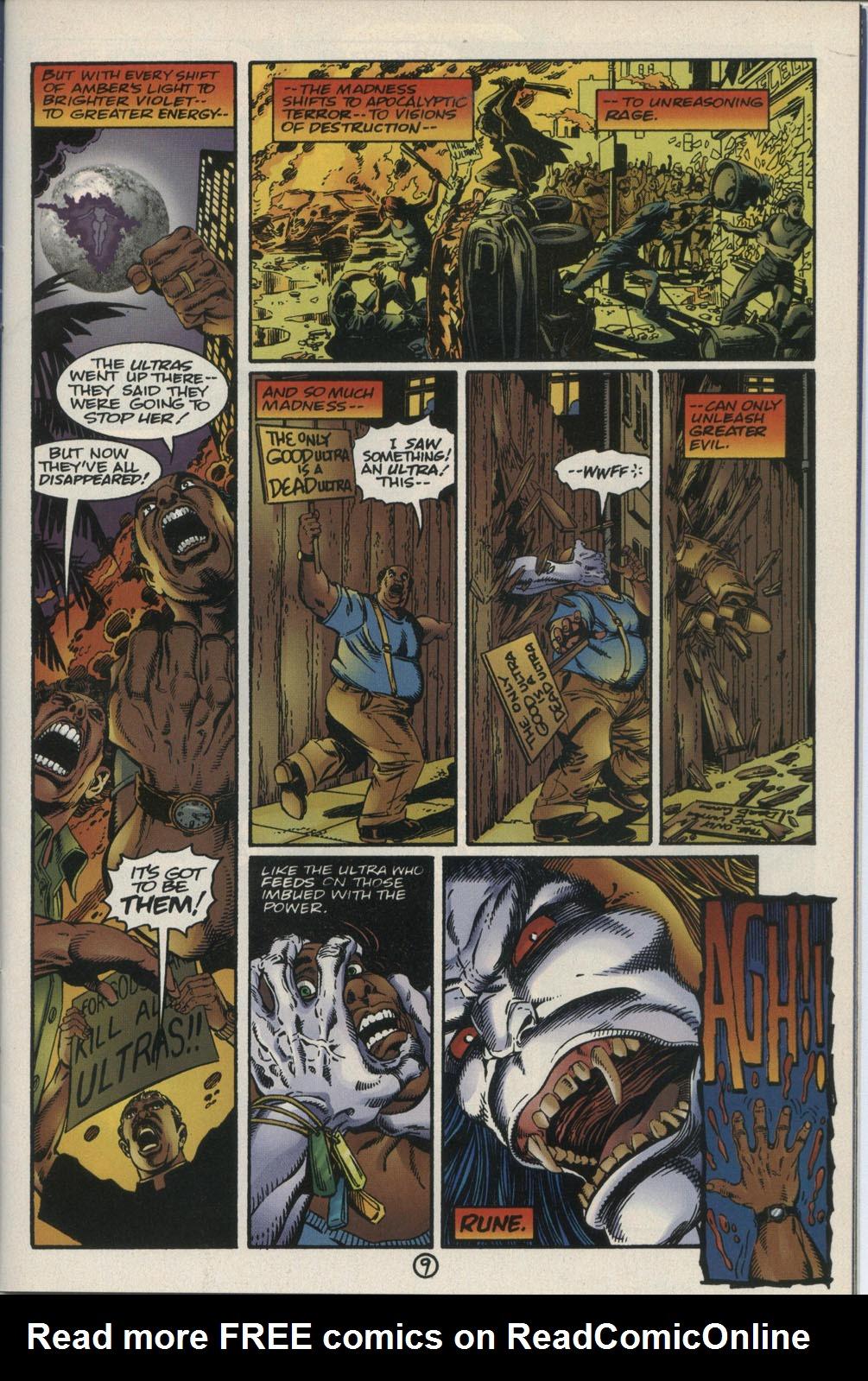 Read online Break-Thru comic -  Issue #2 - 10