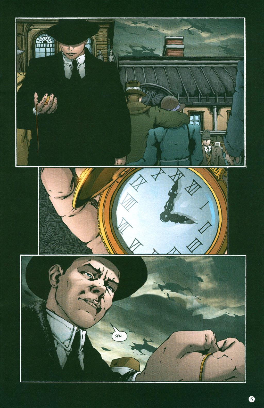 Read online Rex Mundi comic -  Issue #2 - 16