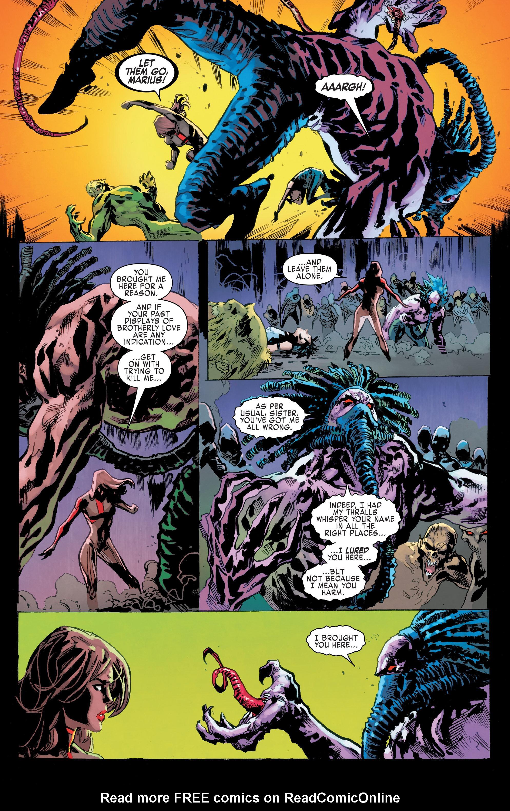 Read online Uncanny X-Men (2016) comic -  Issue #9 - 8