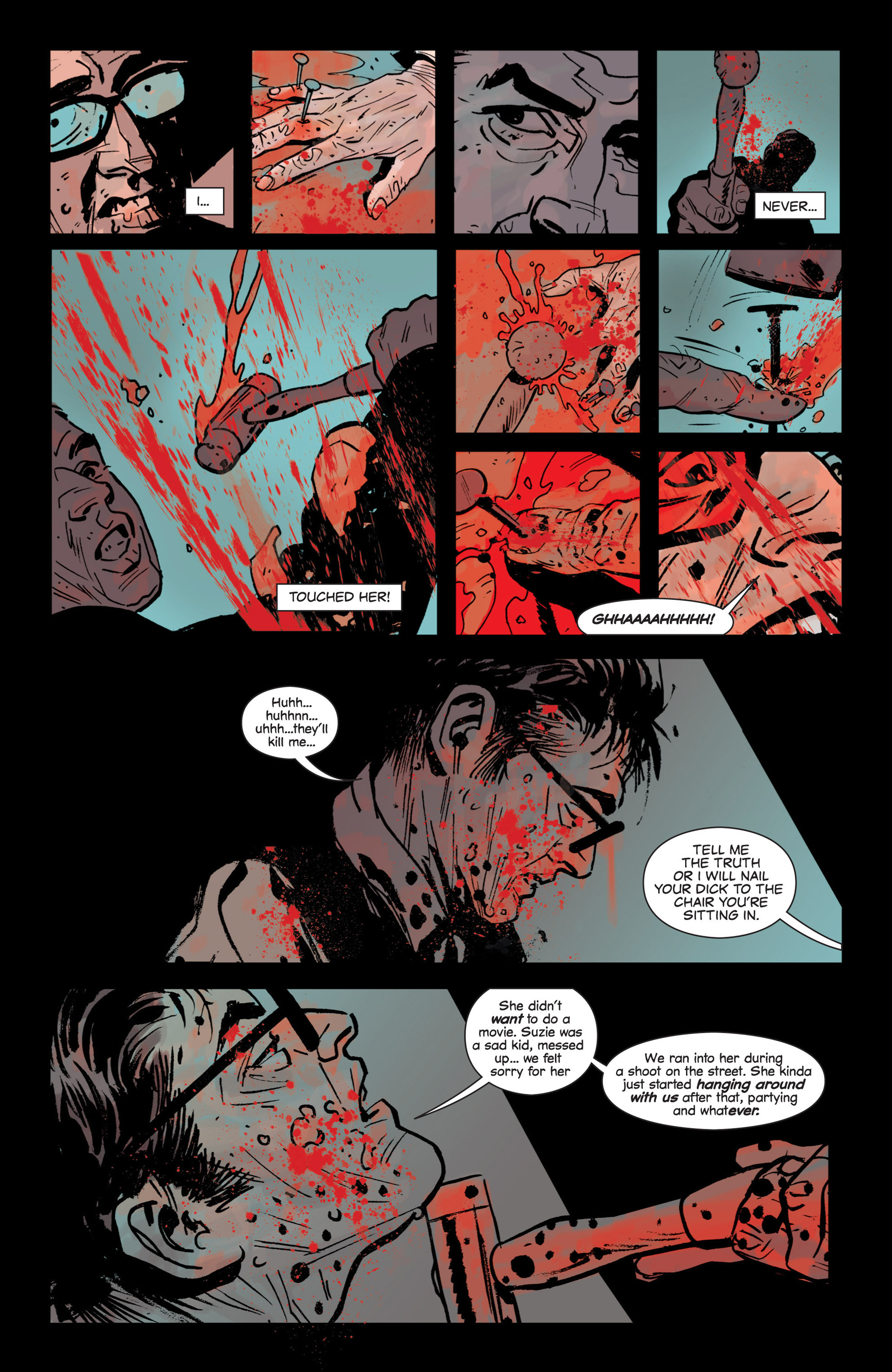 Read online Sex and Violence comic -  Issue # Full - 17