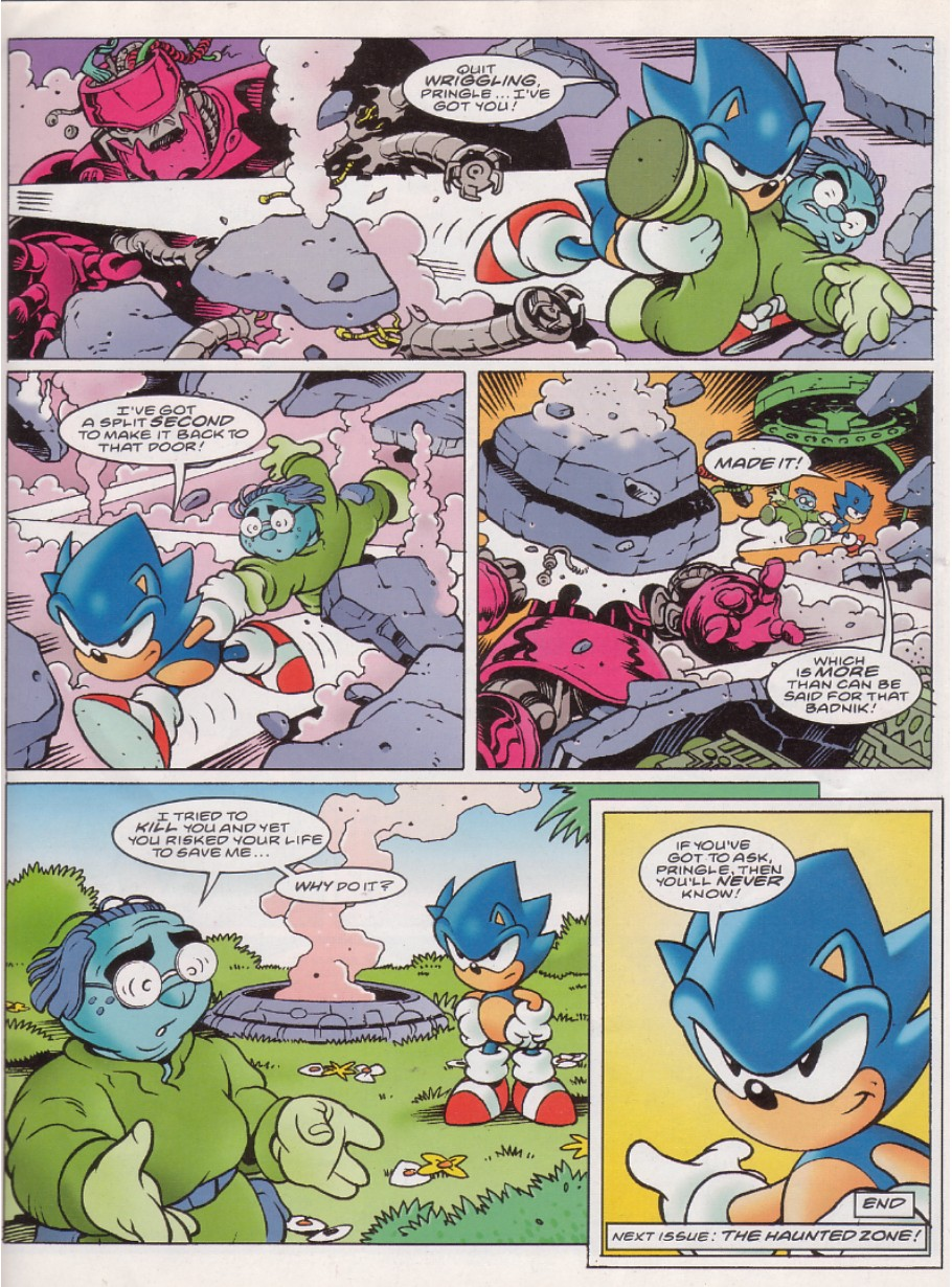 Read online Sonic the Comic comic -  Issue #140 - 9