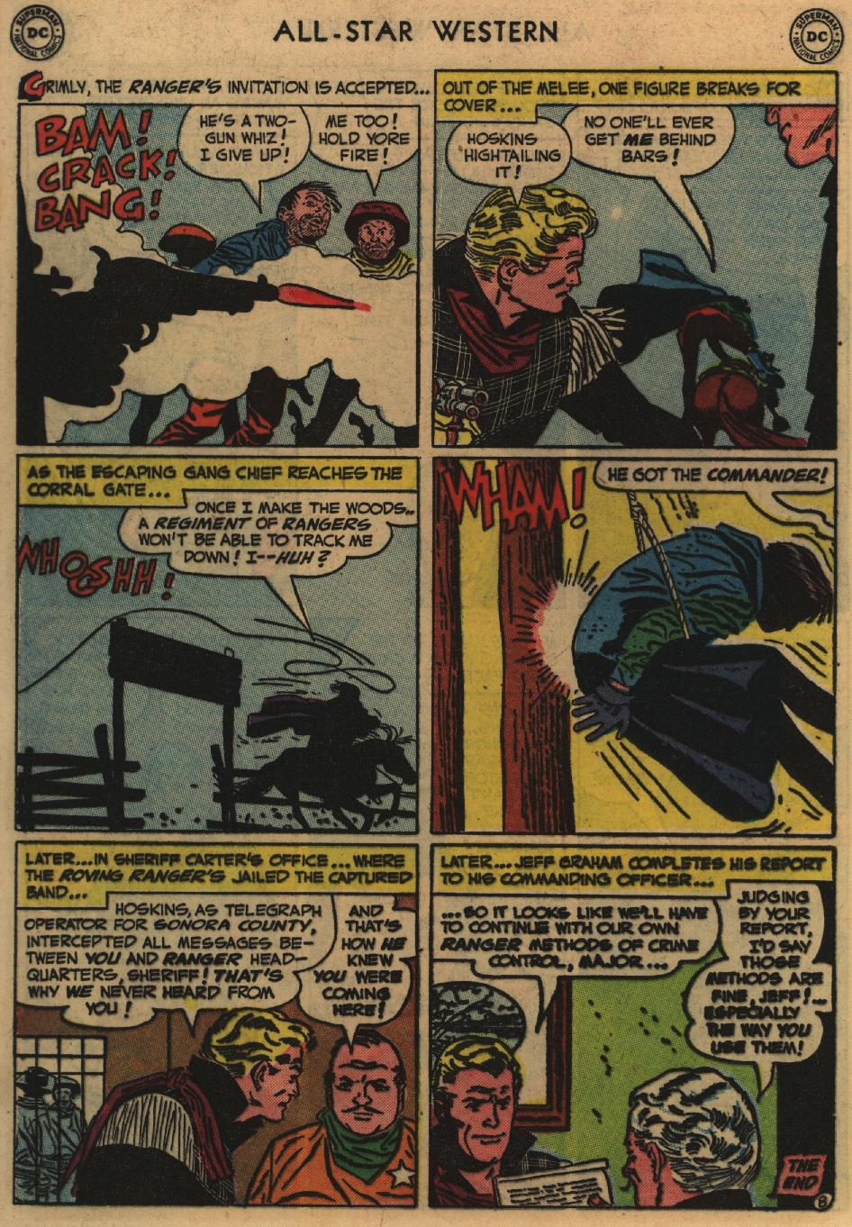Read online All-Star Western (1951) comic -  Issue #60 - 34