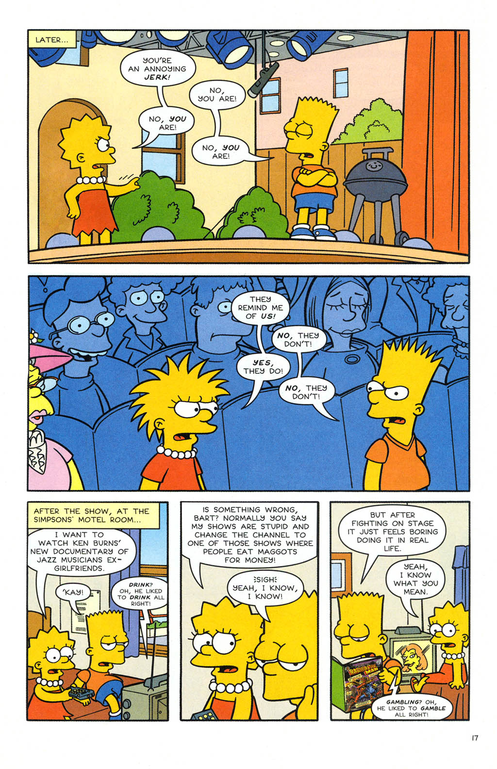 Read online Simpsons Comics comic -  Issue #106 - 18