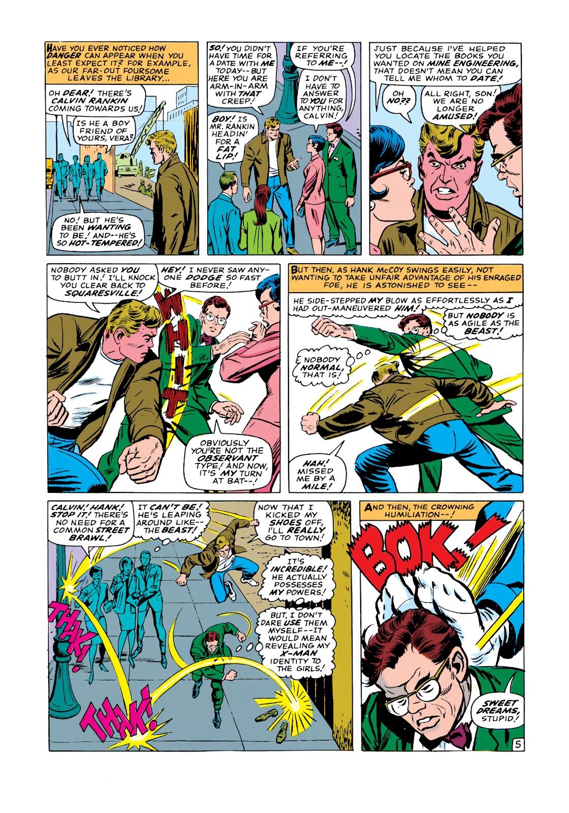 Uncanny X-Men (1963) issue 19 - Page 6