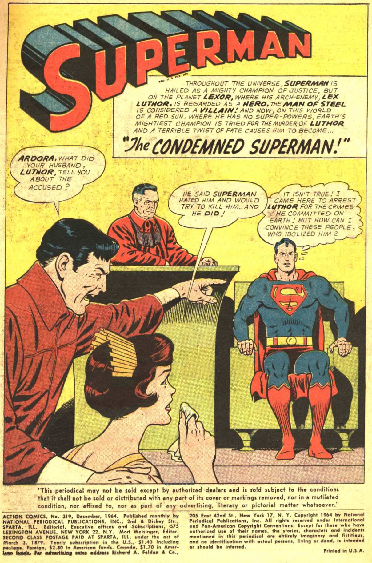Read online Action Comics (1938) comic -  Issue #319 - 3