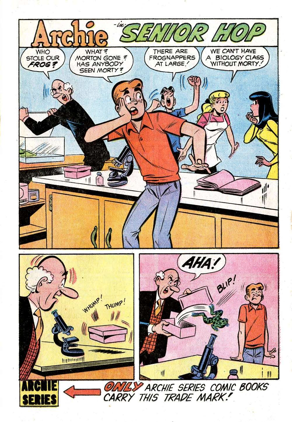 Read online Archie (1960) comic -  Issue #210 - 13
