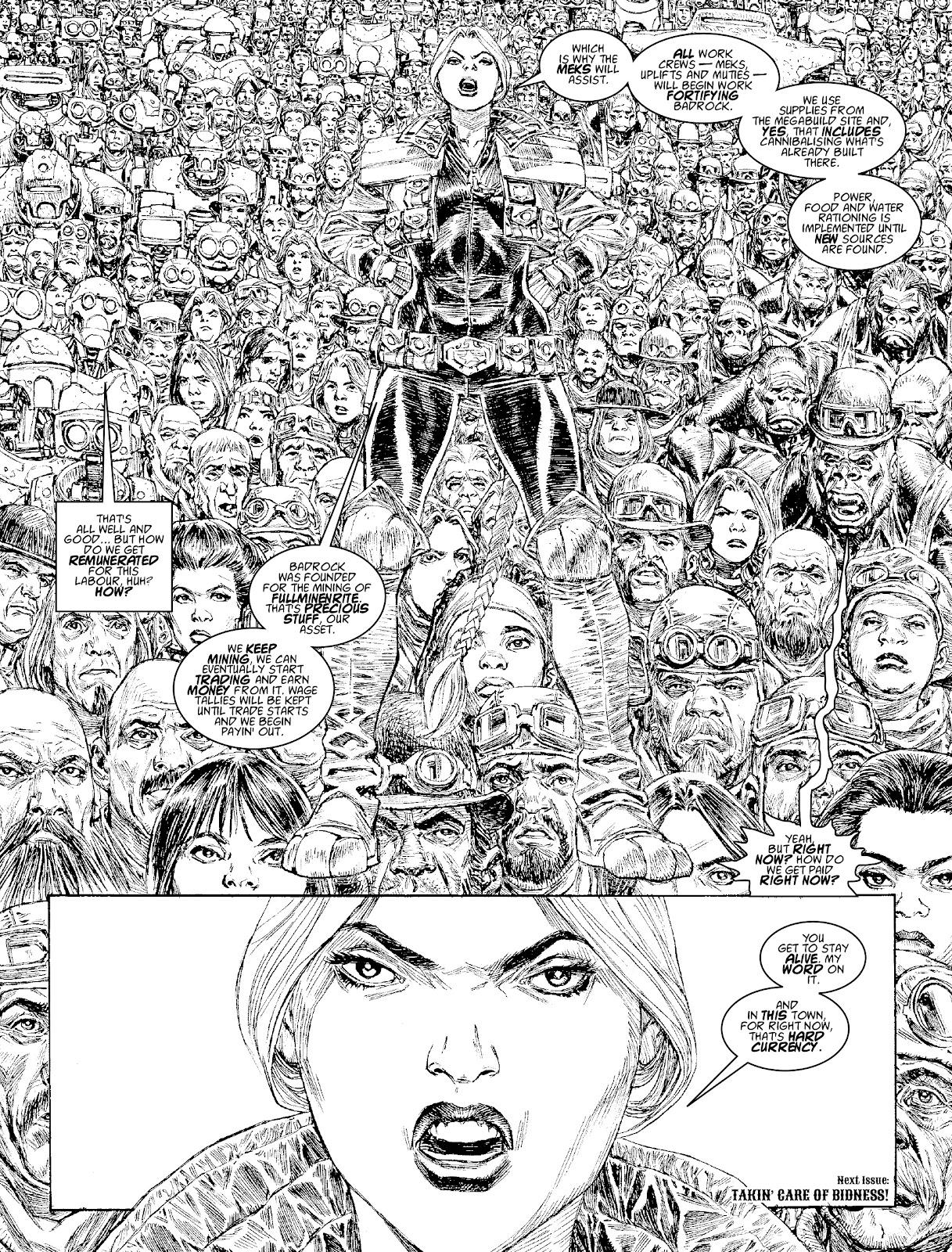 Judge Dredd Megazine (Vol. 5) Issue #381 #180 - English 61