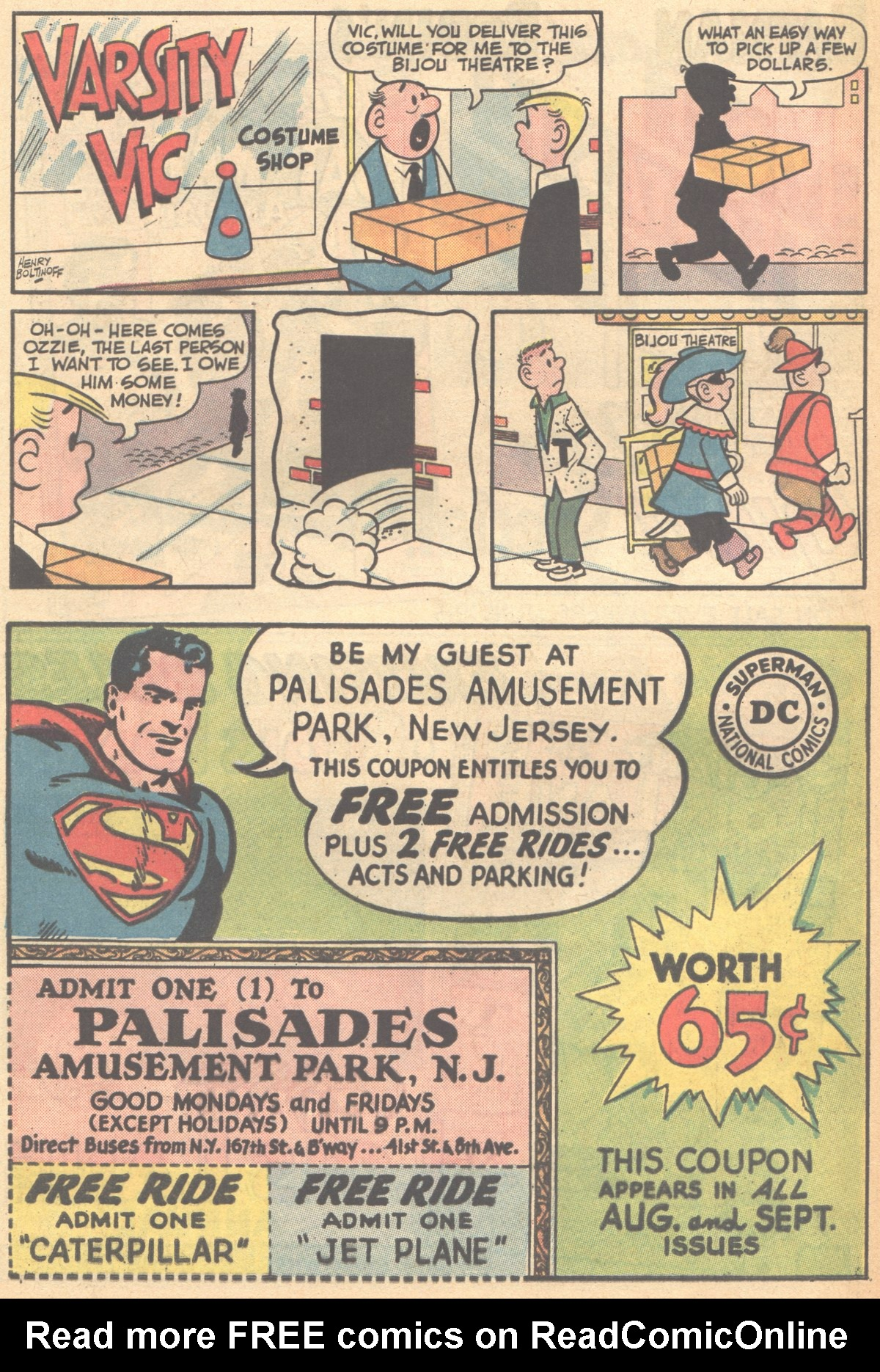 Read online Action Comics (1938) comic -  Issue #291 - 32