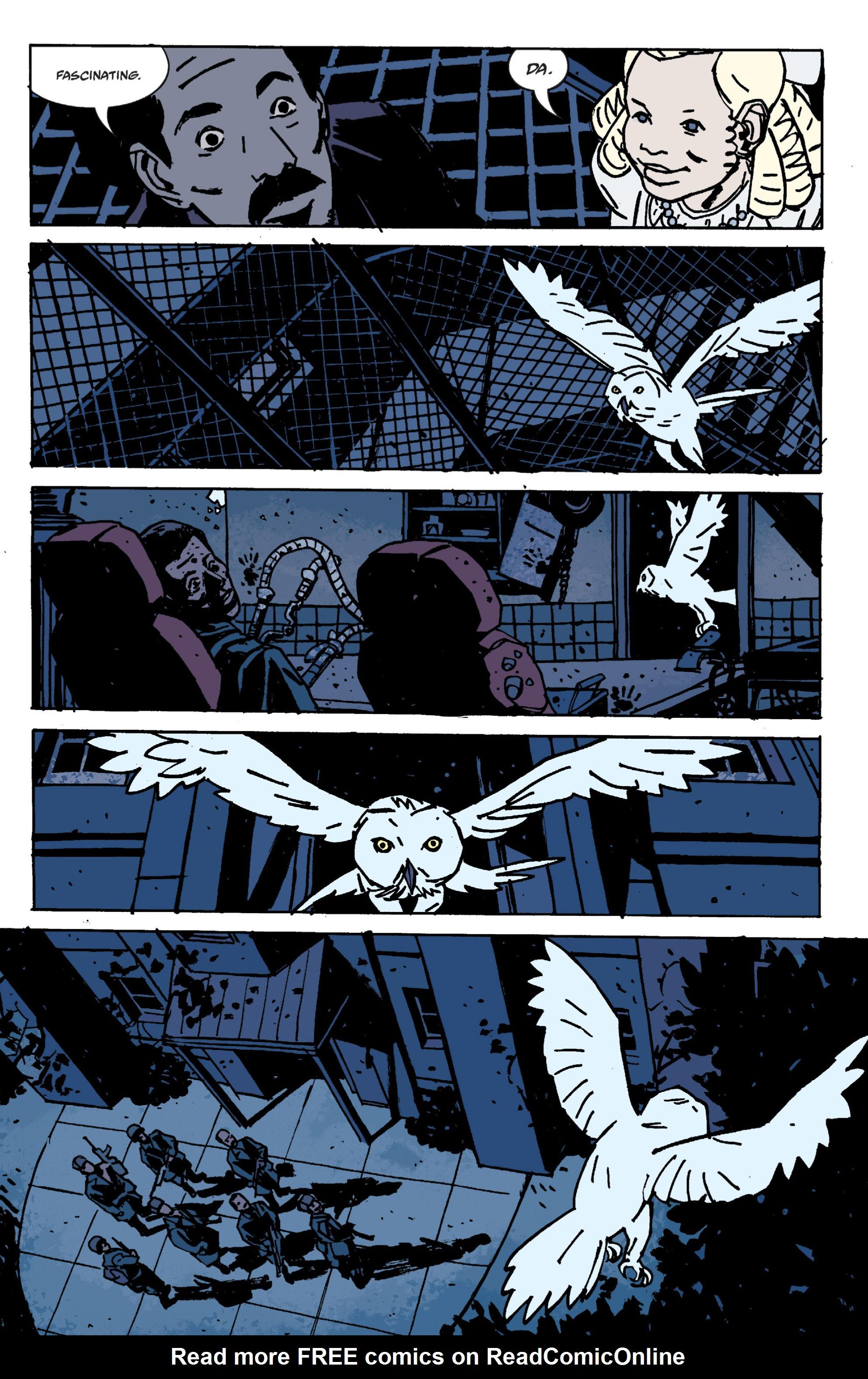 Read online B.P.R.D. (2003) comic -  Issue # TPB 9 - 79