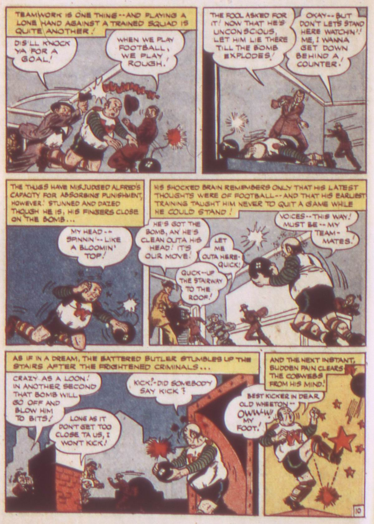 Read online Detective Comics (1937) comic -  Issue #82 - 12