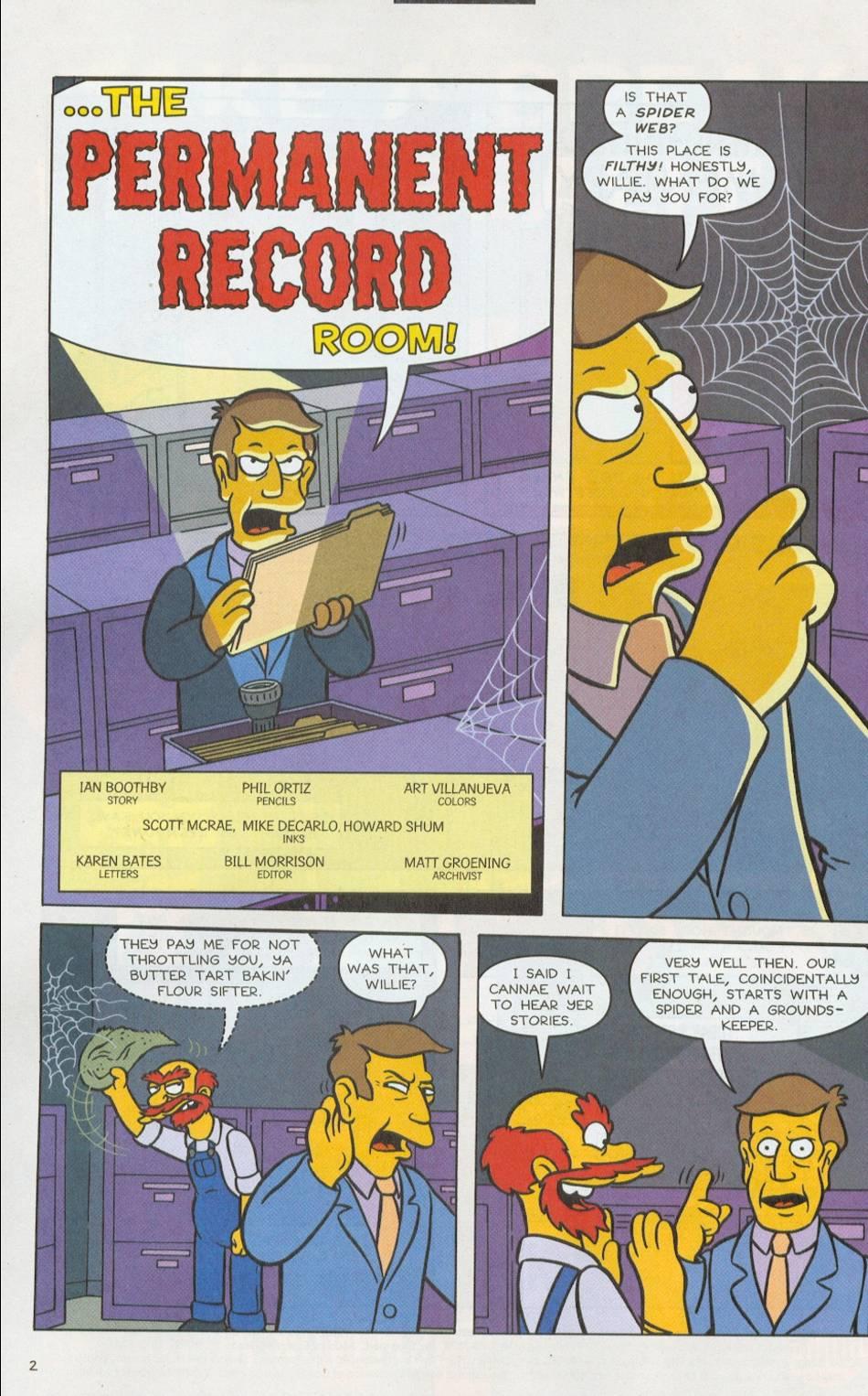 Read online Simpsons Comics comic -  Issue #75 - 3