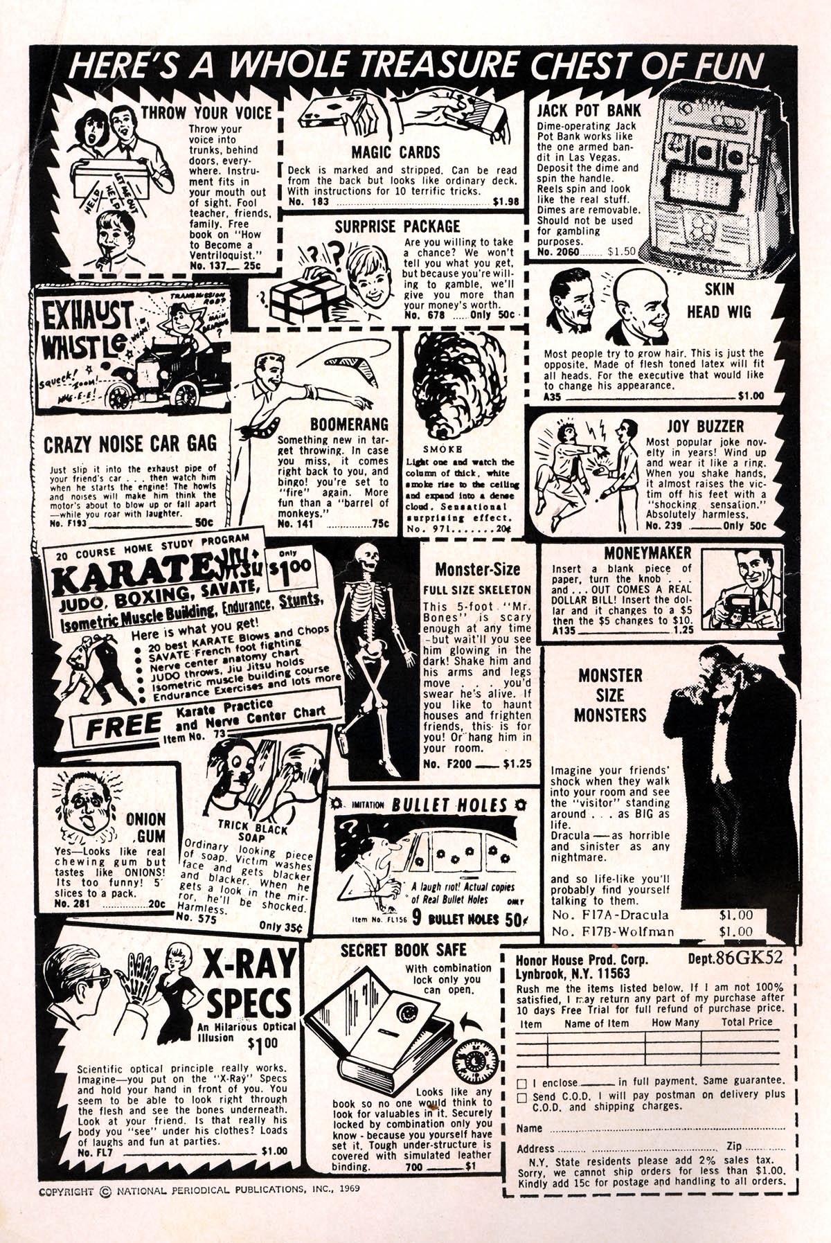 Read online Adventure Comics (1938) comic -  Issue #379 - 2