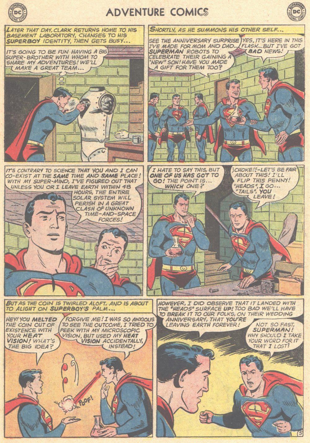 Read online Adventure Comics (1938) comic -  Issue #304 - 7
