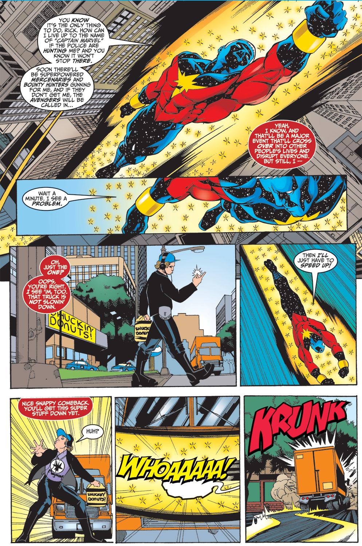 Captain Marvel (1999) Issue #1 #2 - English 10