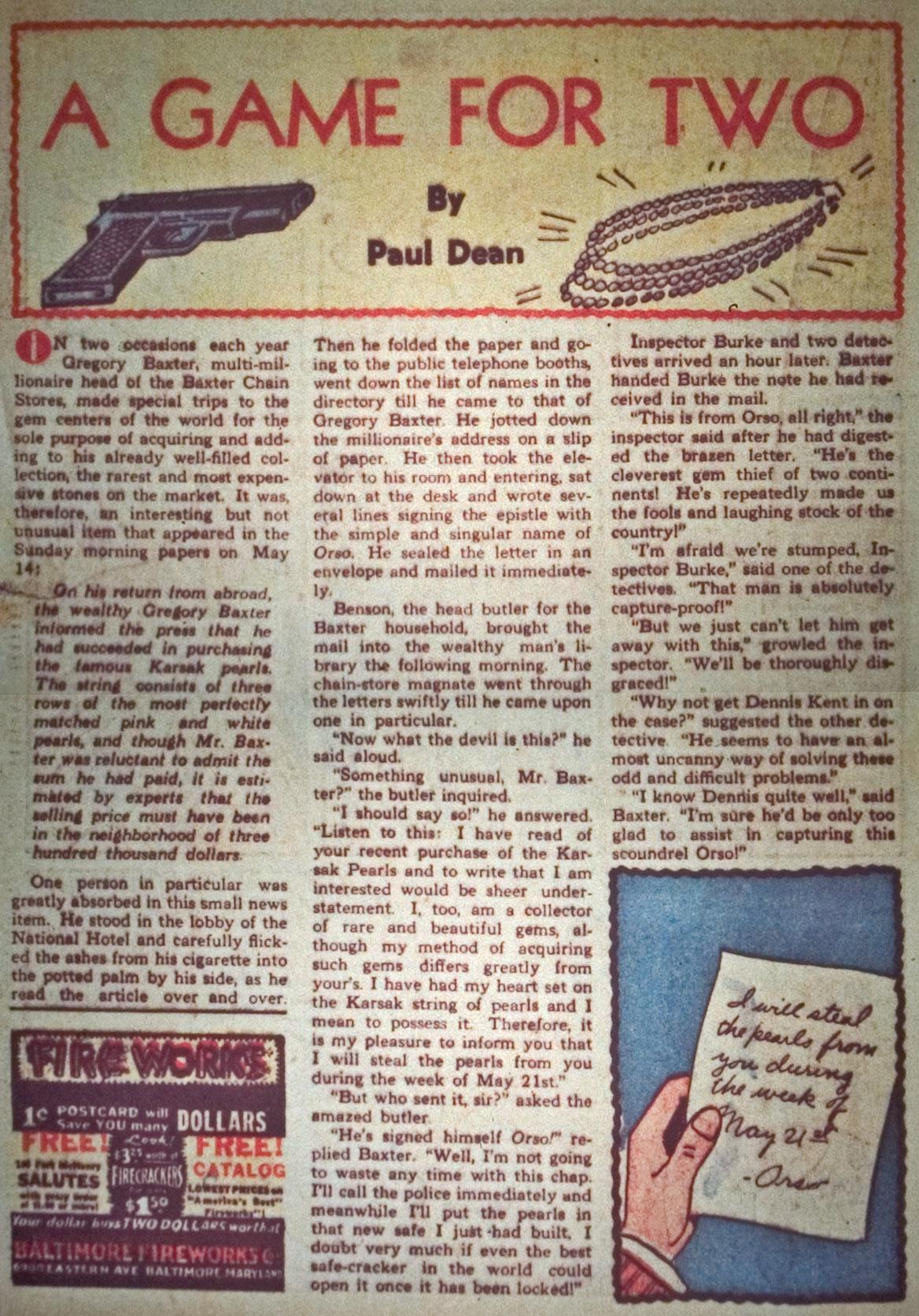 Detective Comics (1937) 29 Page 33