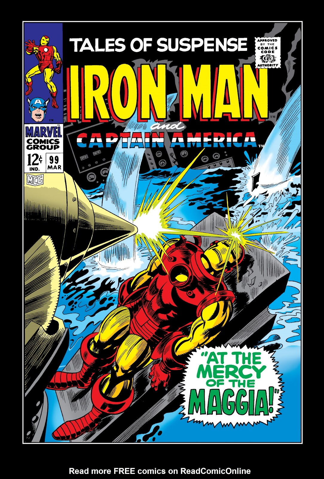 Read online Marvel Masterworks: The Invincible Iron Man comic -  Issue # TPB 4 (Part 2) - 100