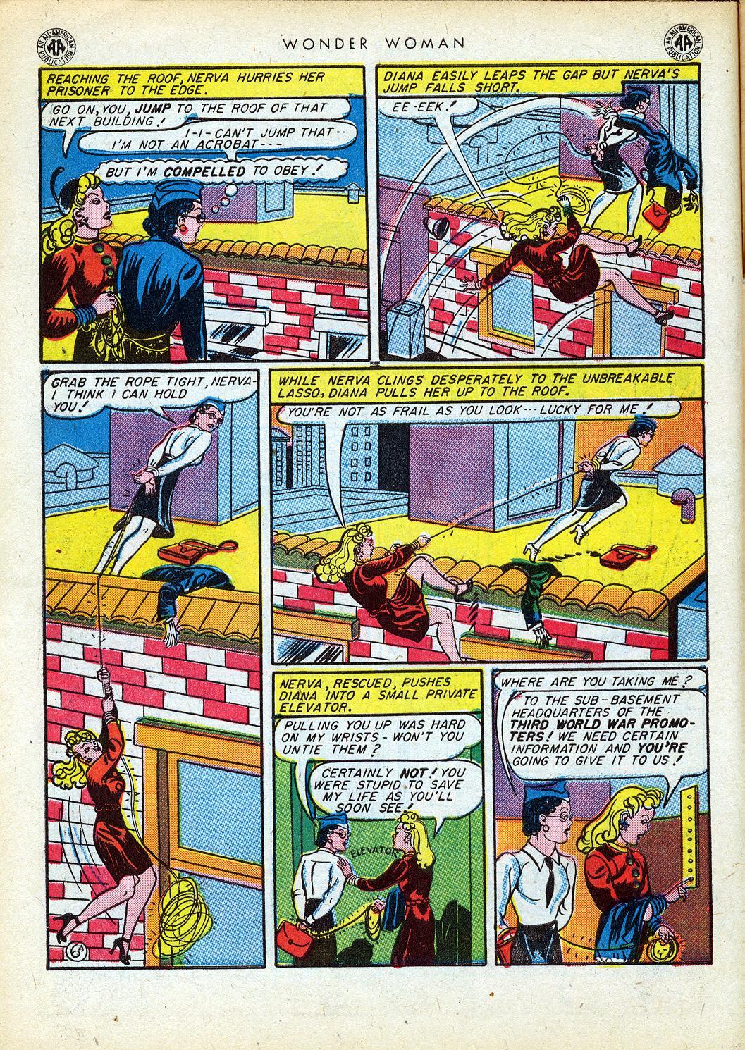 Read online Wonder Woman (1942) comic -  Issue #12 - 8