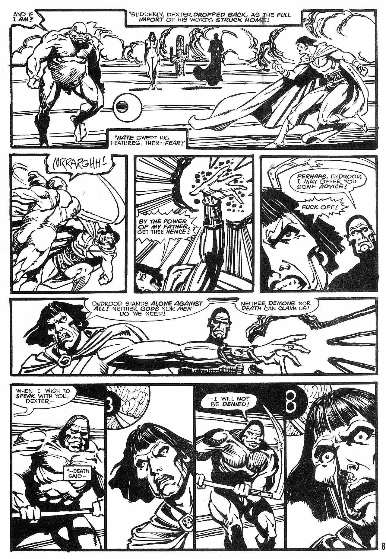Read online Star*Reach comic -  Issue #7 - 48