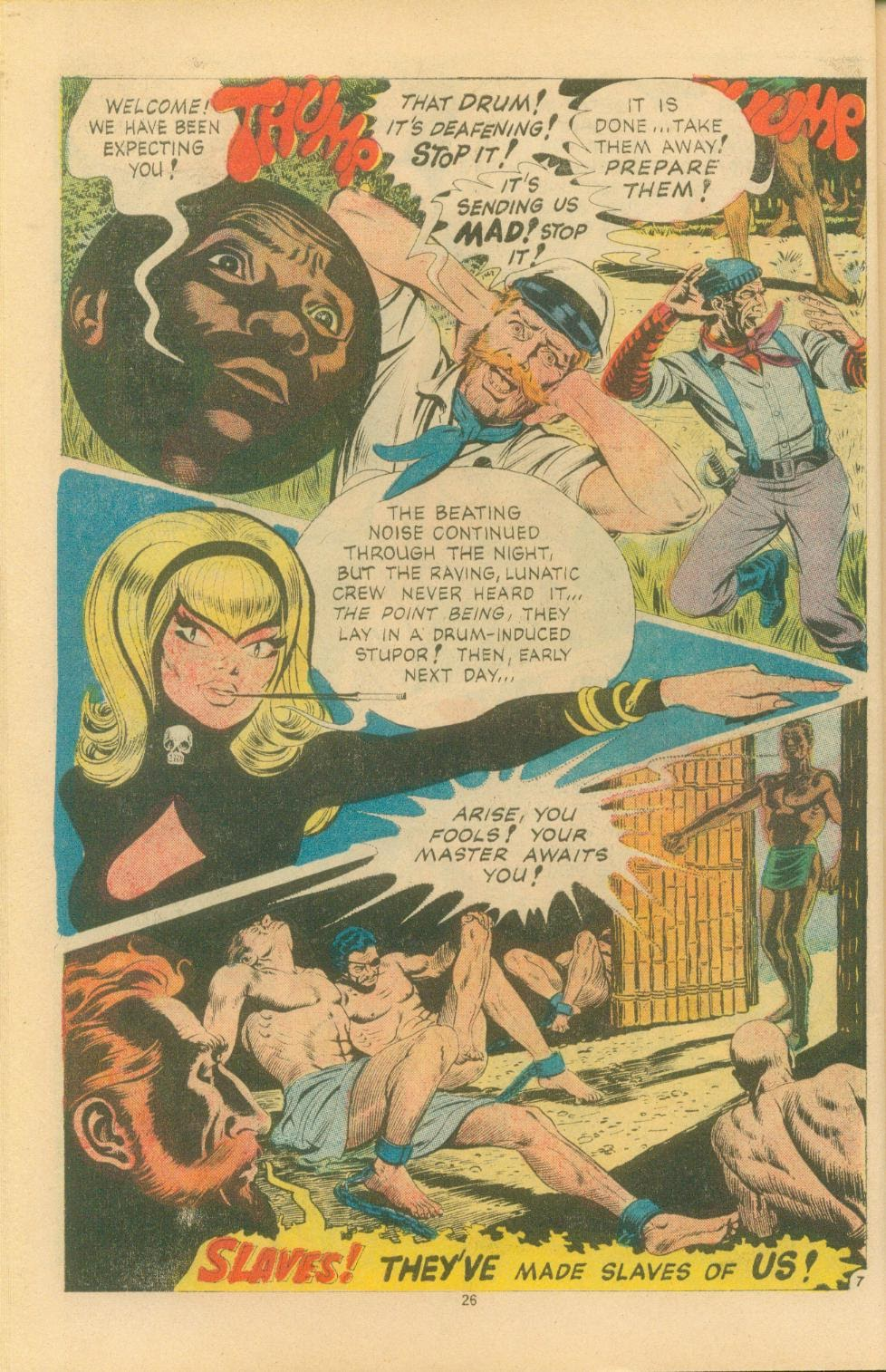 The Witching Hour (1969) issue 38 - Page 28