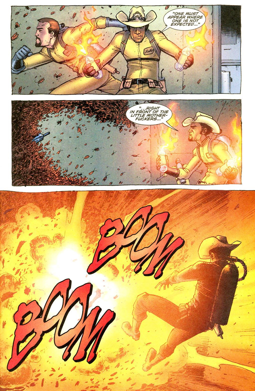 Read online The Exterminators comic -  Issue #5 - 17